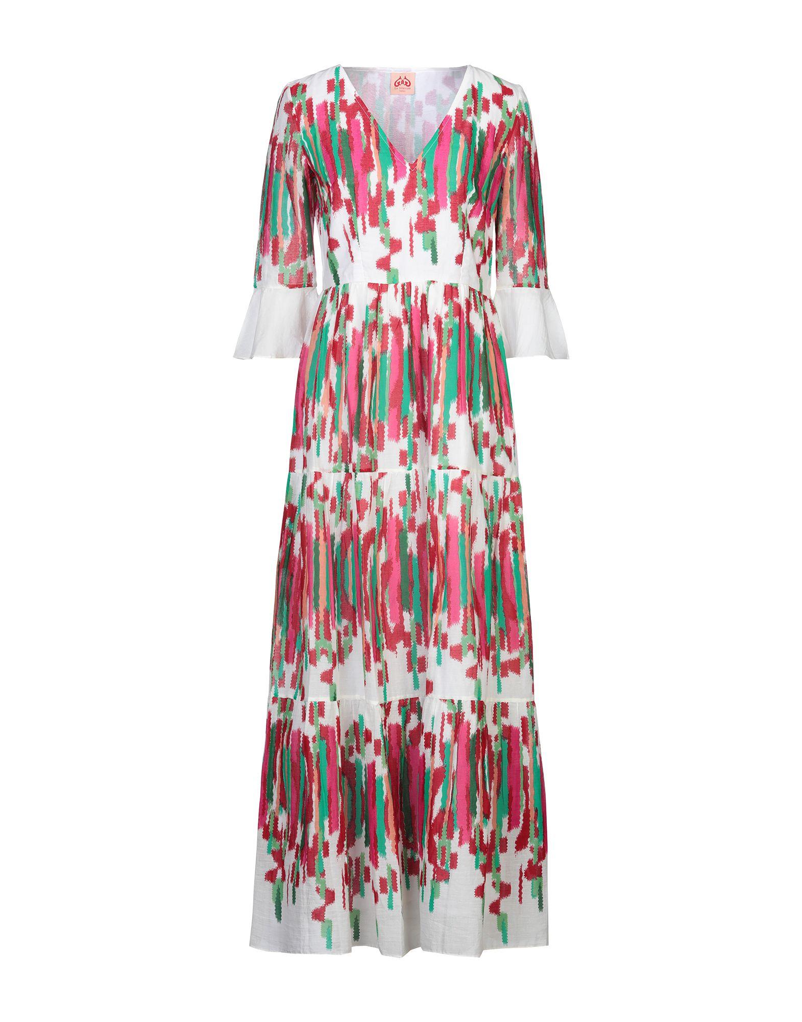 LE SIRENUSE POSITANO Длинное платье