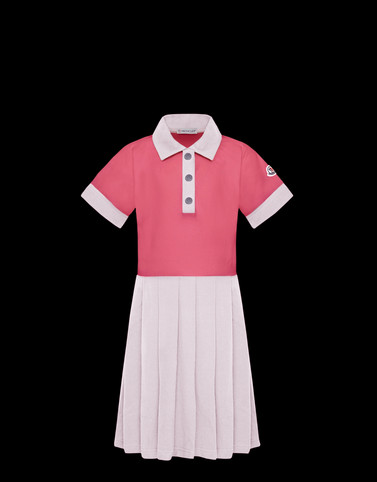 DRESS Fuchsia Teen 12-14 years - Girl Woman