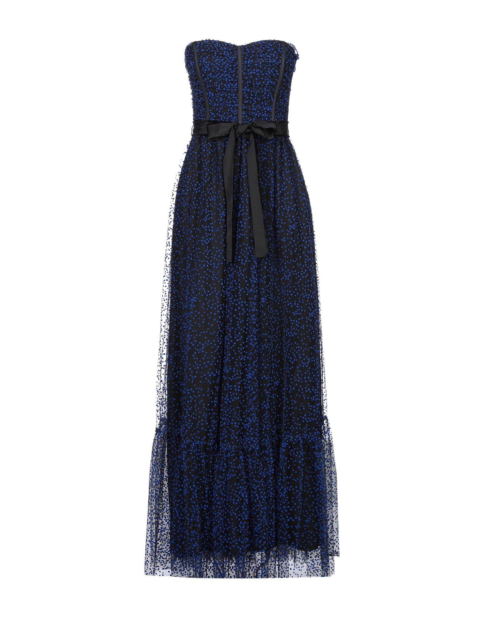 ANNA MOLINARI BLUMARINE Длинное платье