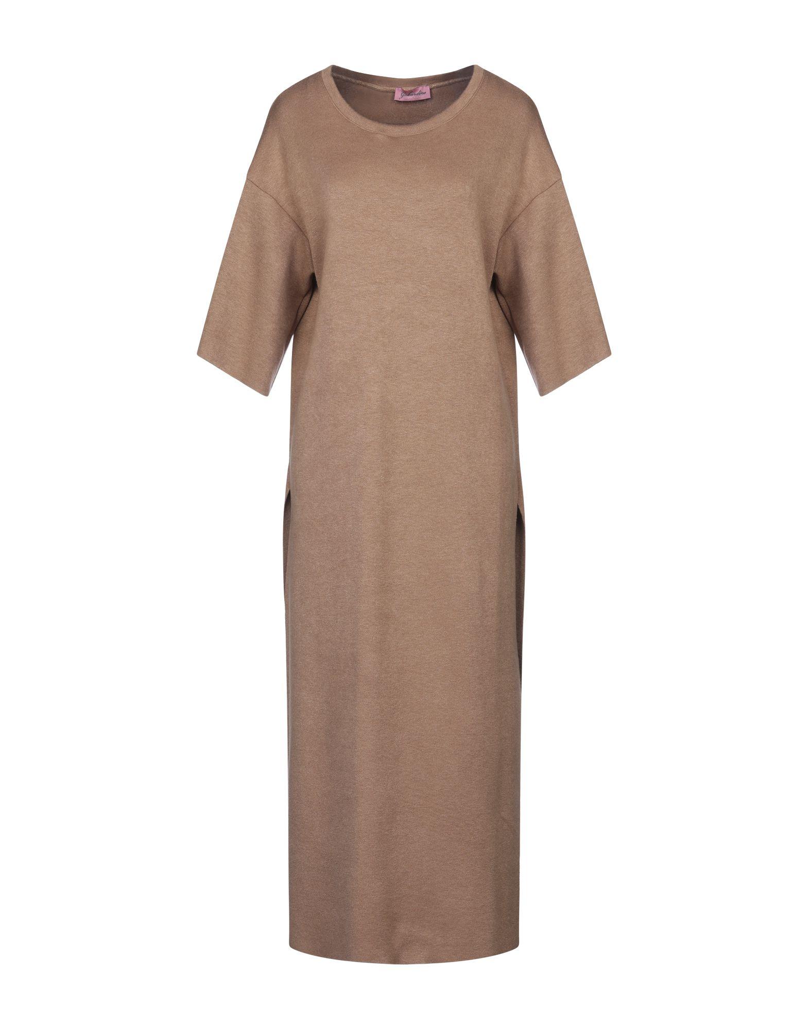 GABARDINE Платье длиной 3/4