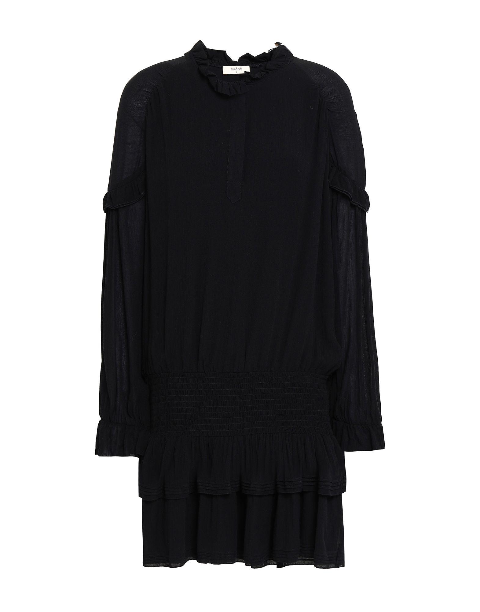 BA&SH Короткое платье платье sh sh sh021ewgtga5