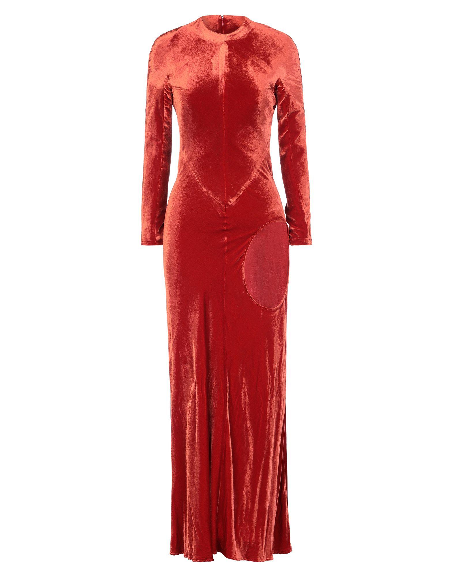 HAIDER ACKERMANN Длинное платье