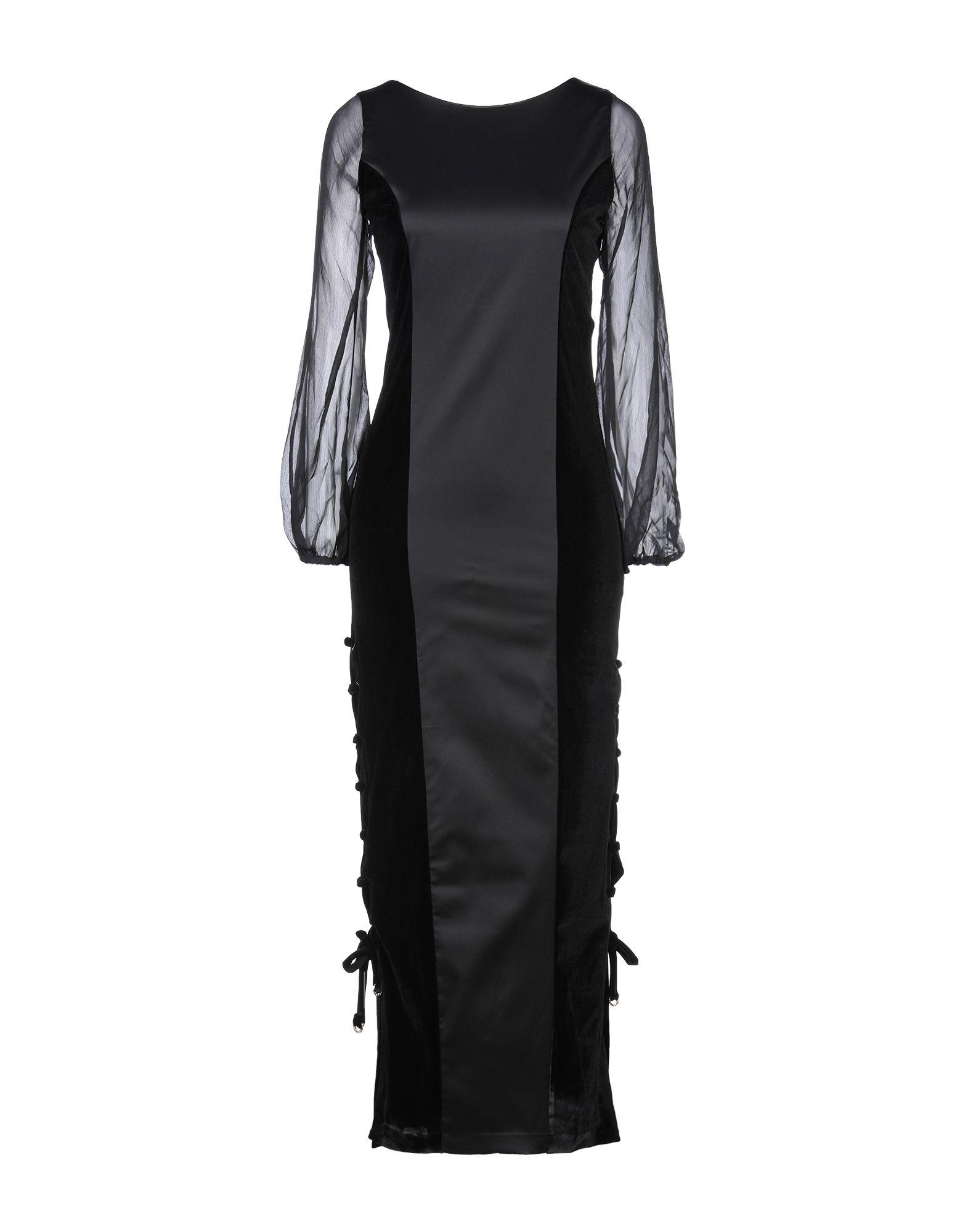 EAN 13 Длинное платье