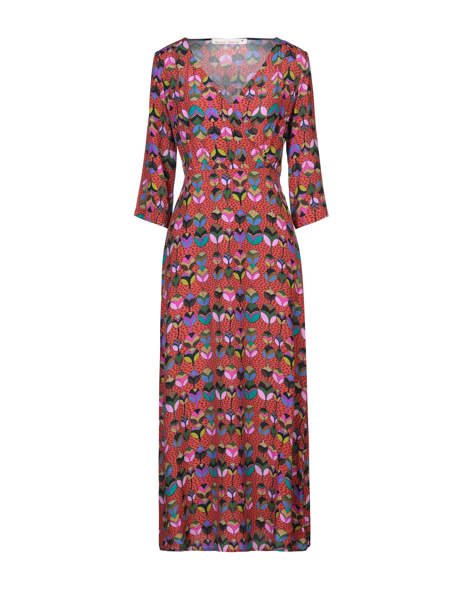 MAISON CHERIE Длинное платье