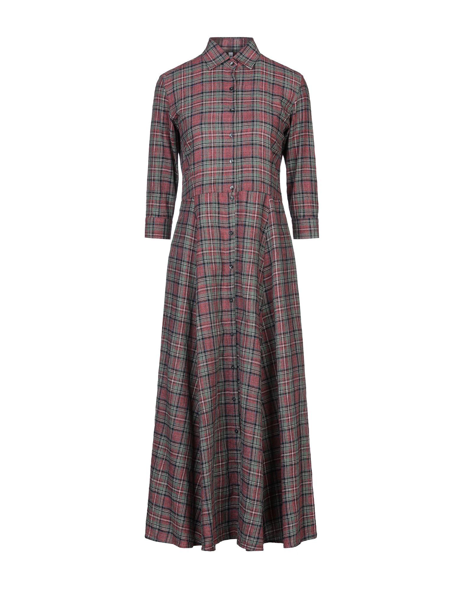 MISS BASTONCINO Длинное платье