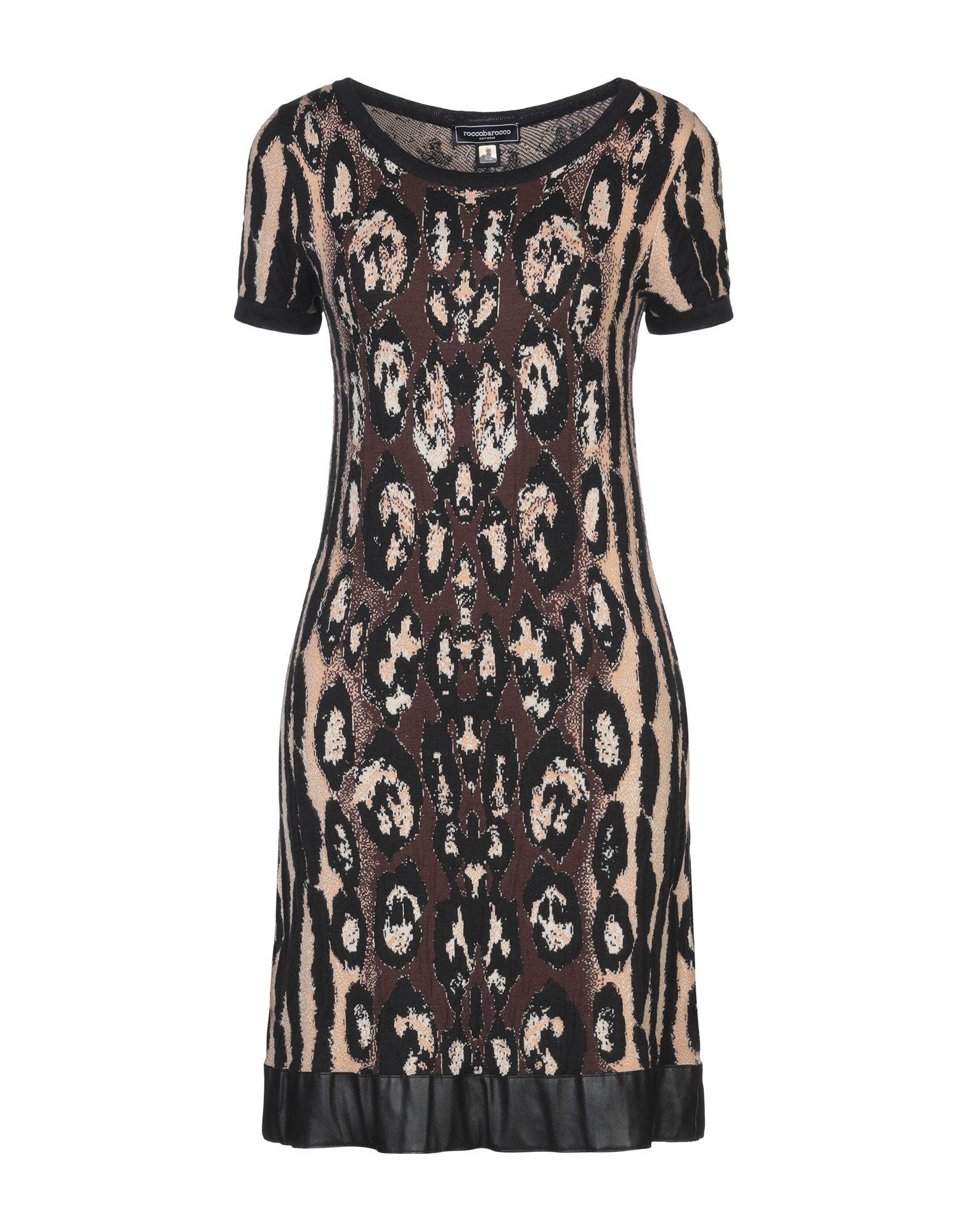 ROCCOBAROCCO Короткое платье