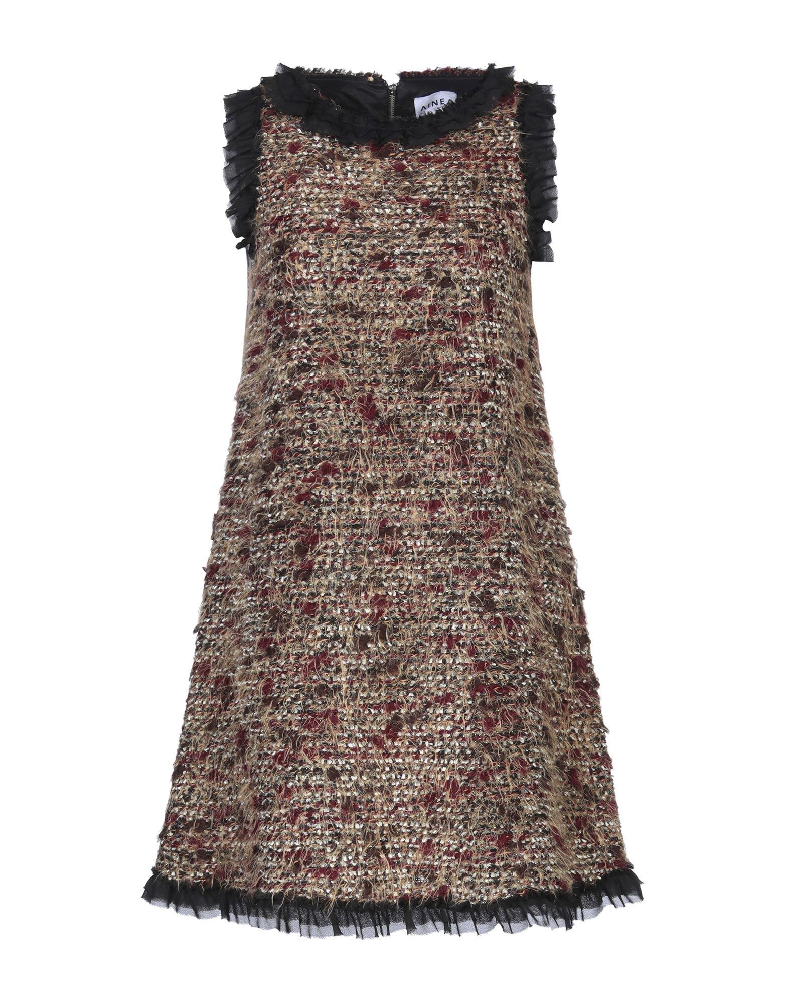 AINEA Короткое платье