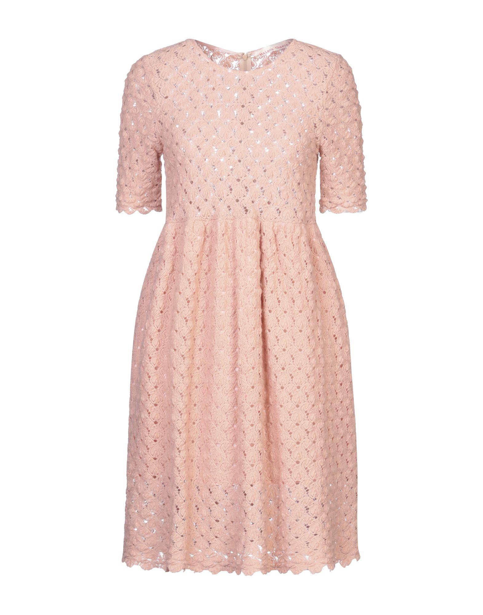 MAISON CHERIE Короткое платье