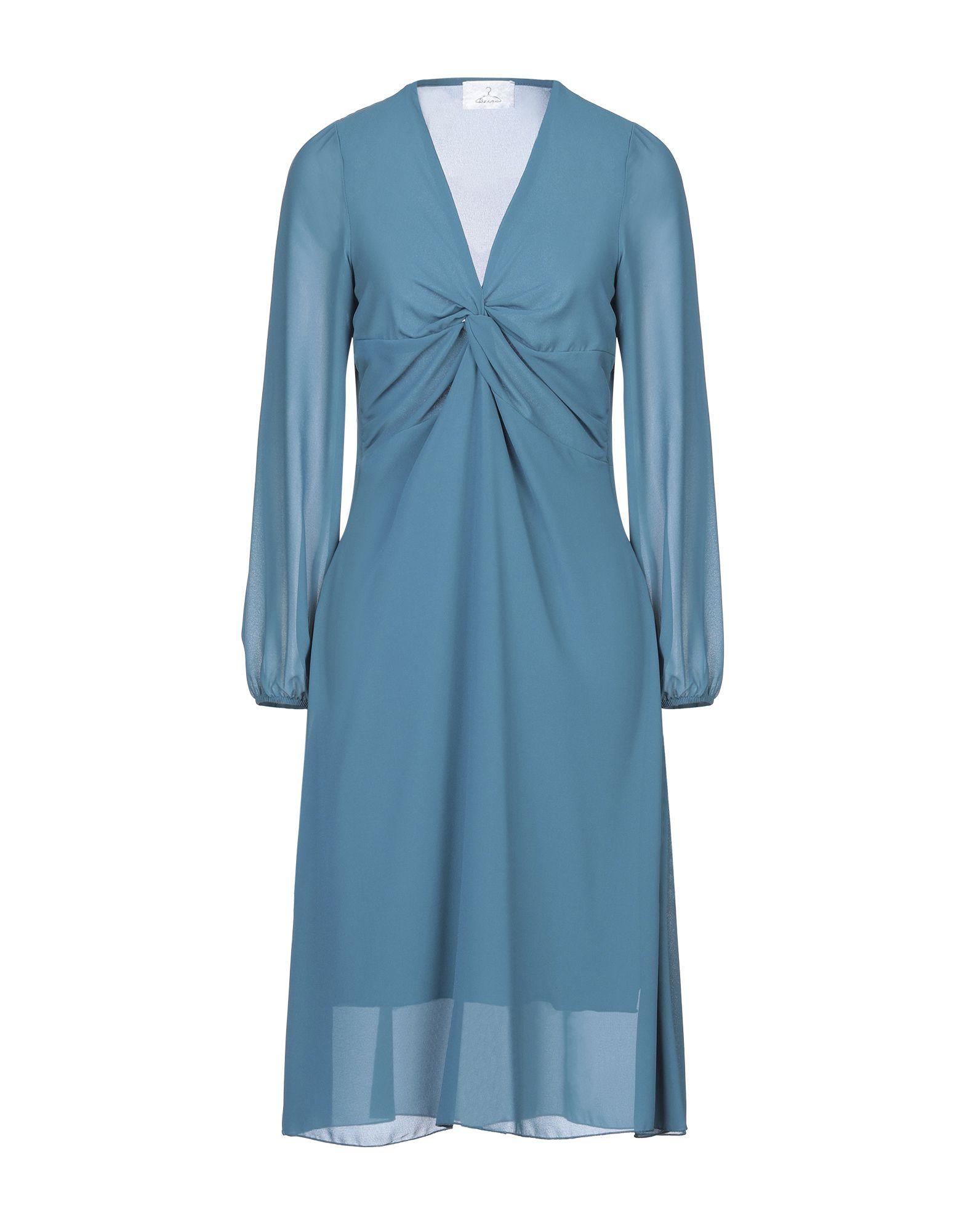 BERNA Платье до колена