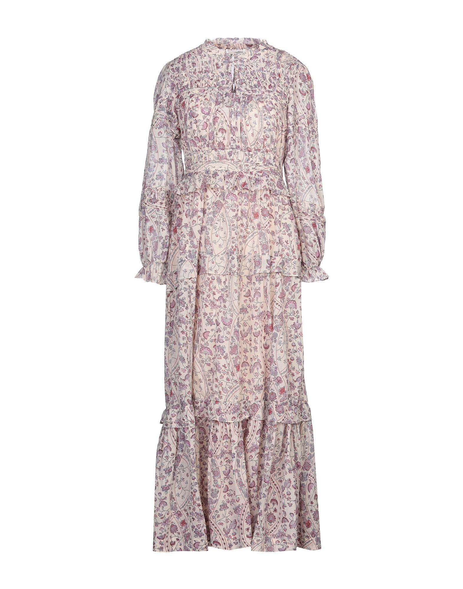 ISABEL MARANT ÉTOILE Длинное платье