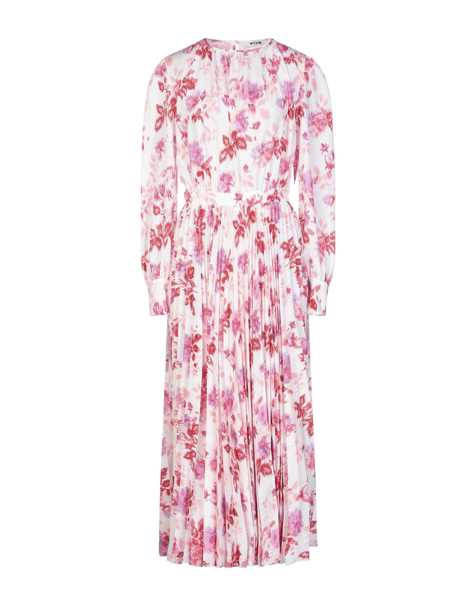 MSGM Длинное платье