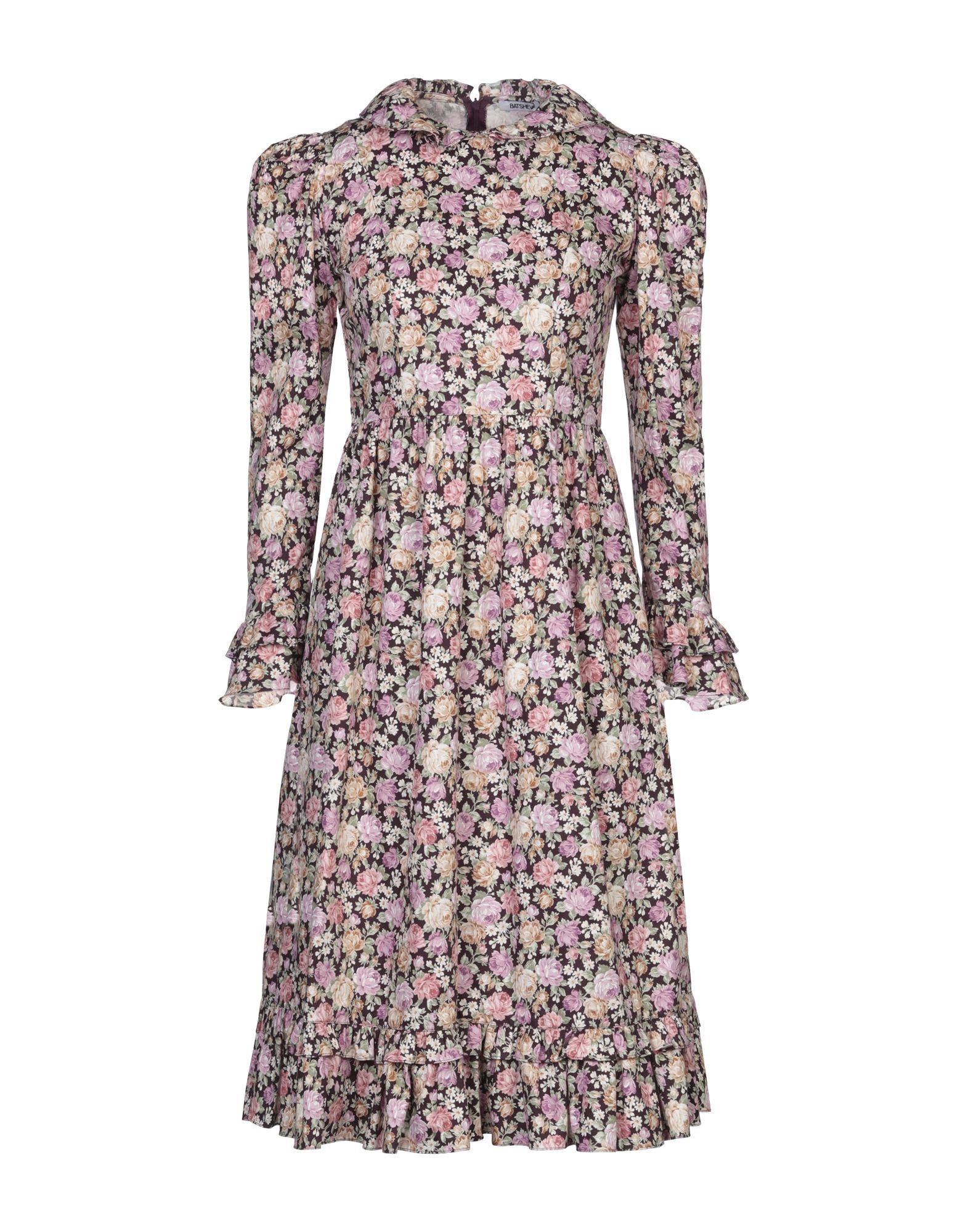 BATSHEVA Платье до колена