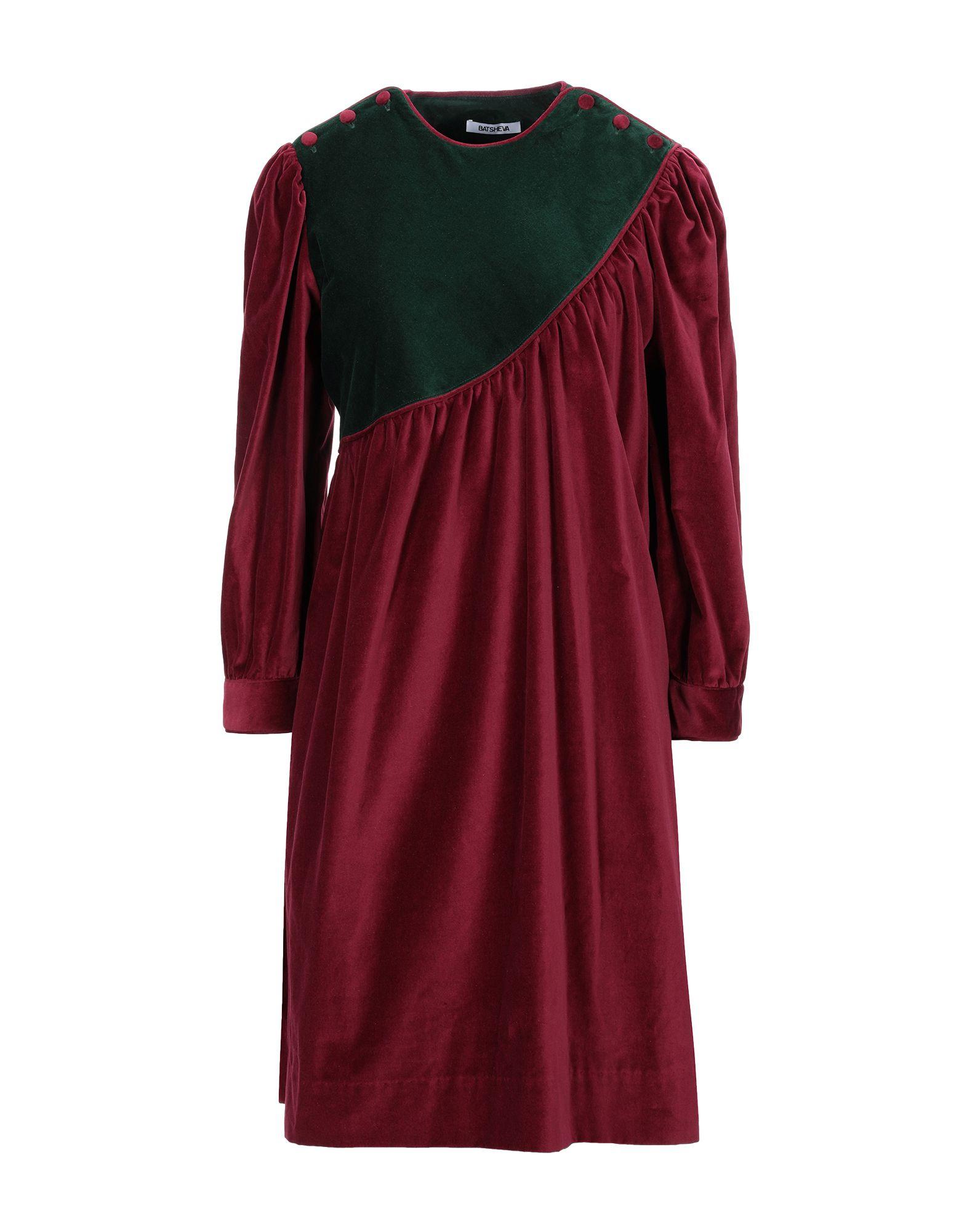 BATSHEVA Короткое платье