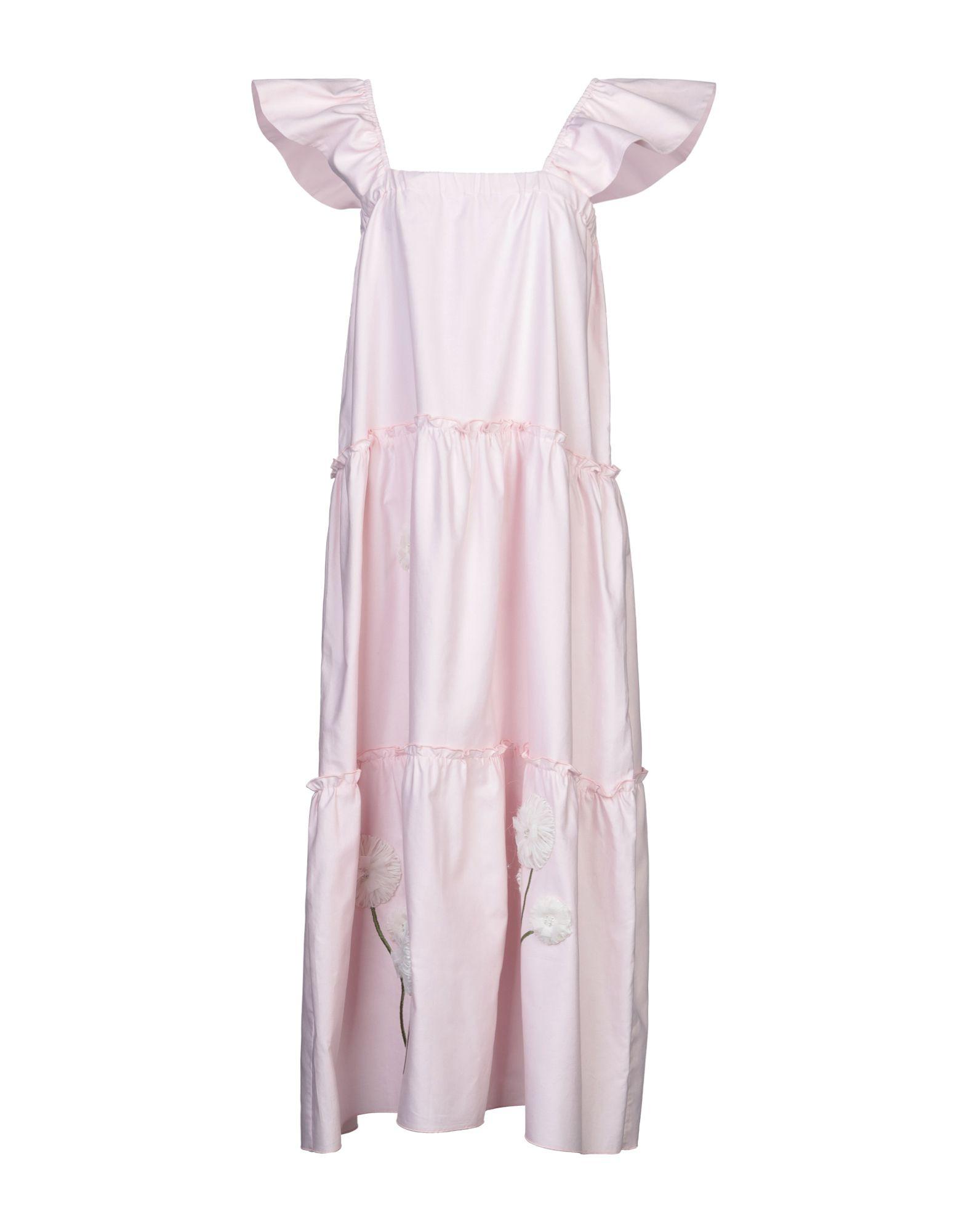 NIGHT WISDOM Платье длиной 3/4
