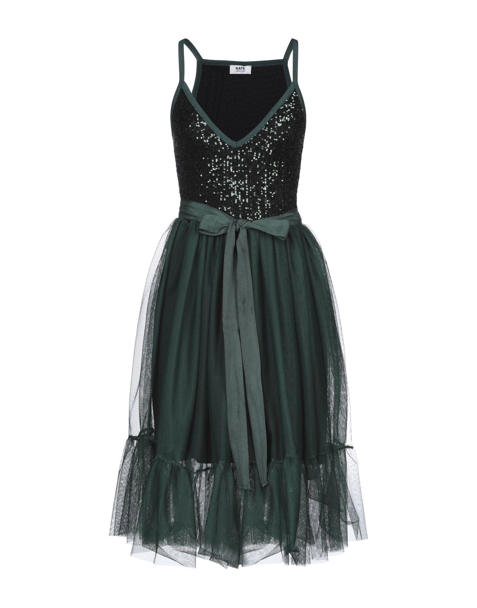KATE BY LALTRAMODA Платье до колена laltramoda юбка до колена