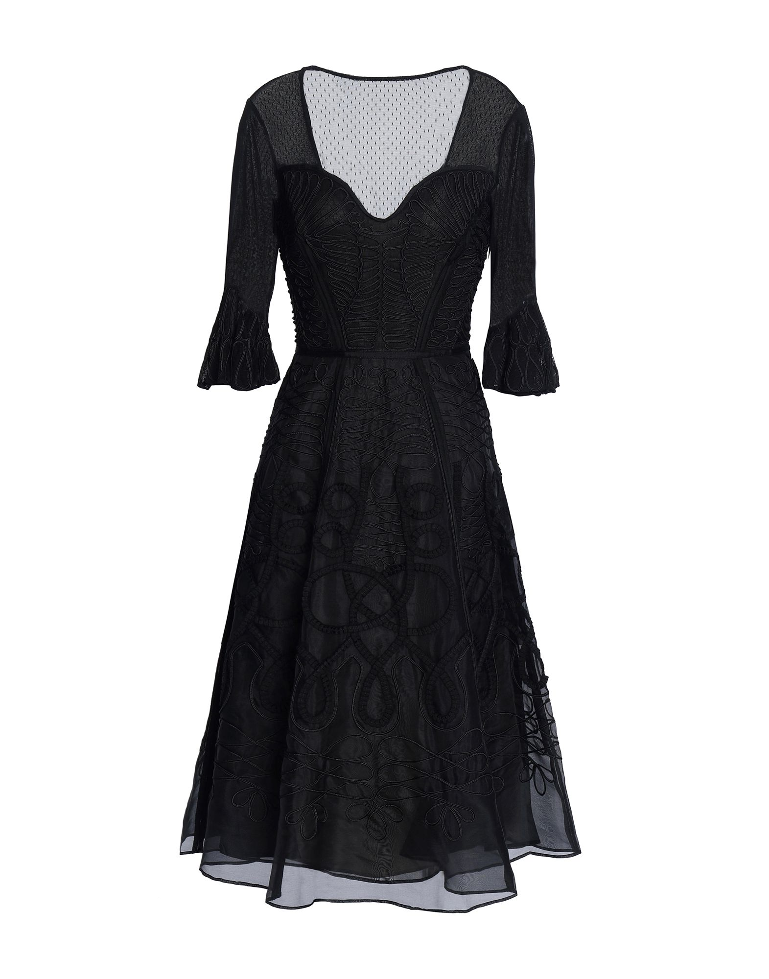 TEMPERLEY LONDON Платье длиной 3/4 little mistress london платье длиной 3 4