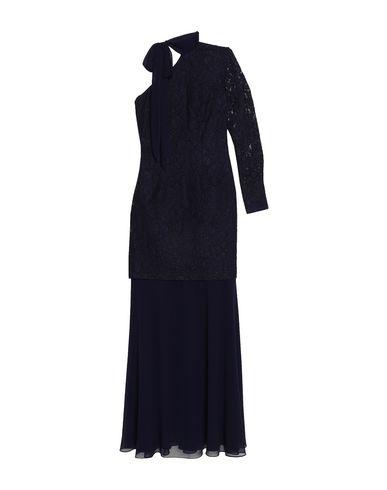 Длинное платье MIKAEL AGHAL 15041559XA