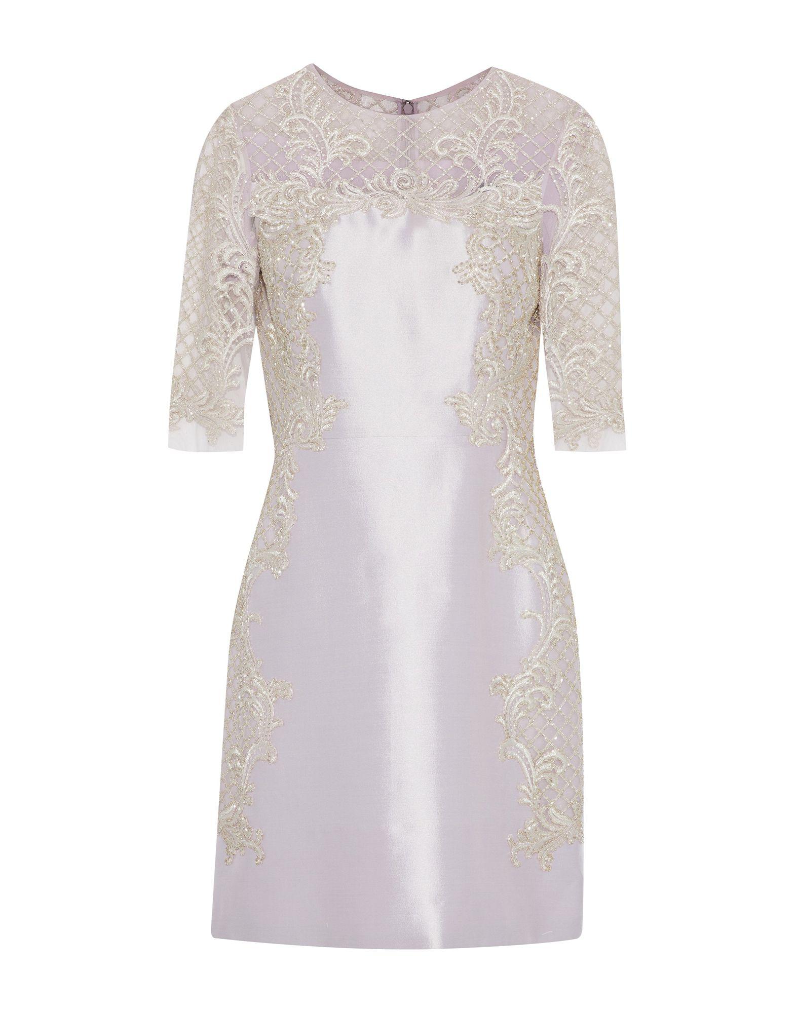 MARCHESA Короткое платье