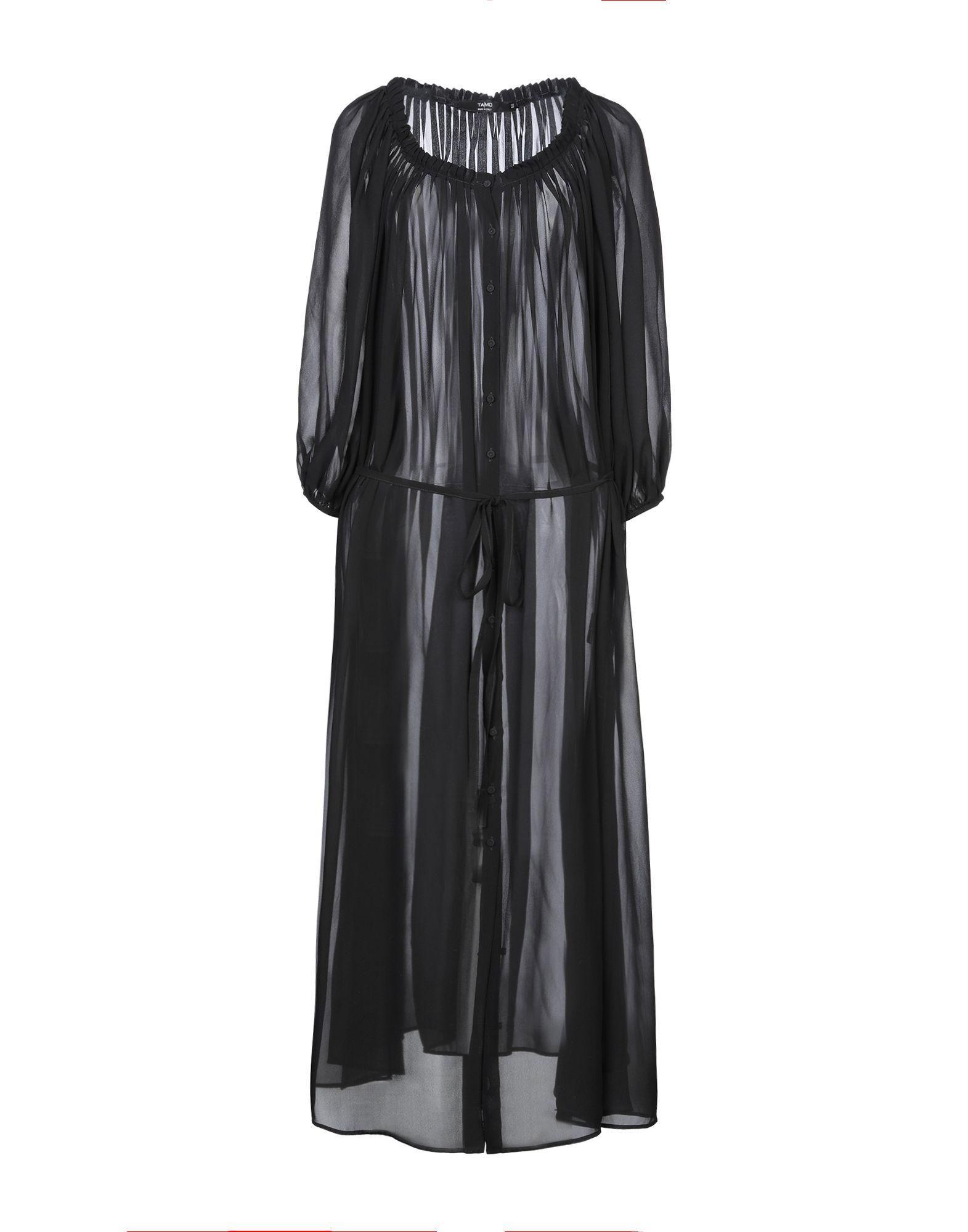 TA|MO Длинное платье
