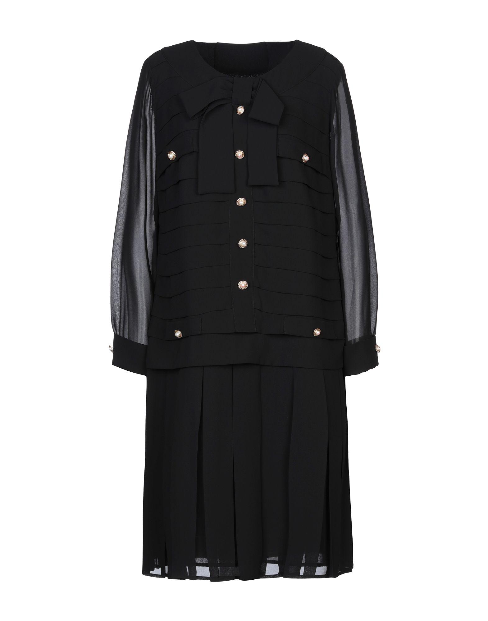 EDWARD ACHOUR Платье до колена