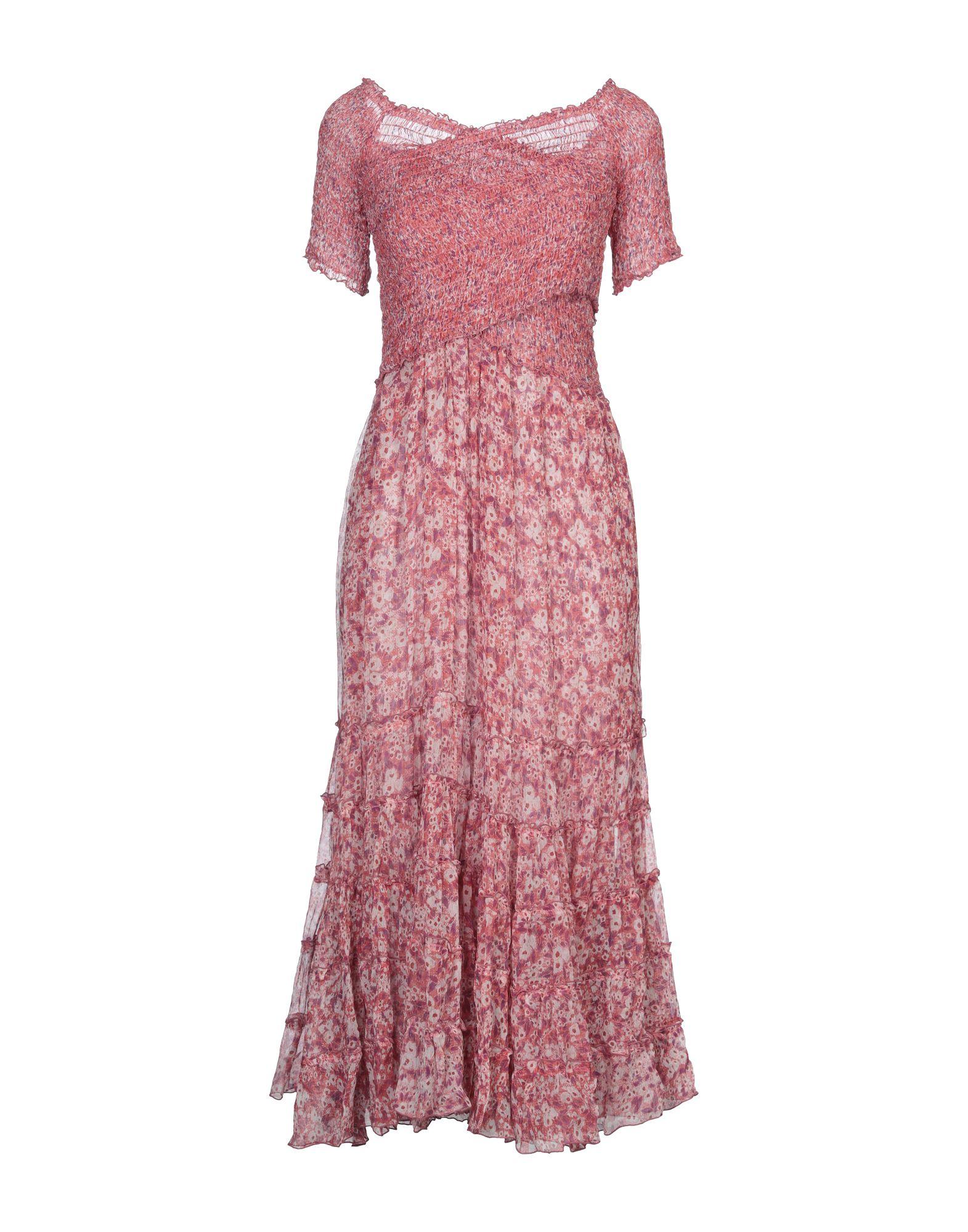 POUPETTE ST BARTH Платье длиной 3/4