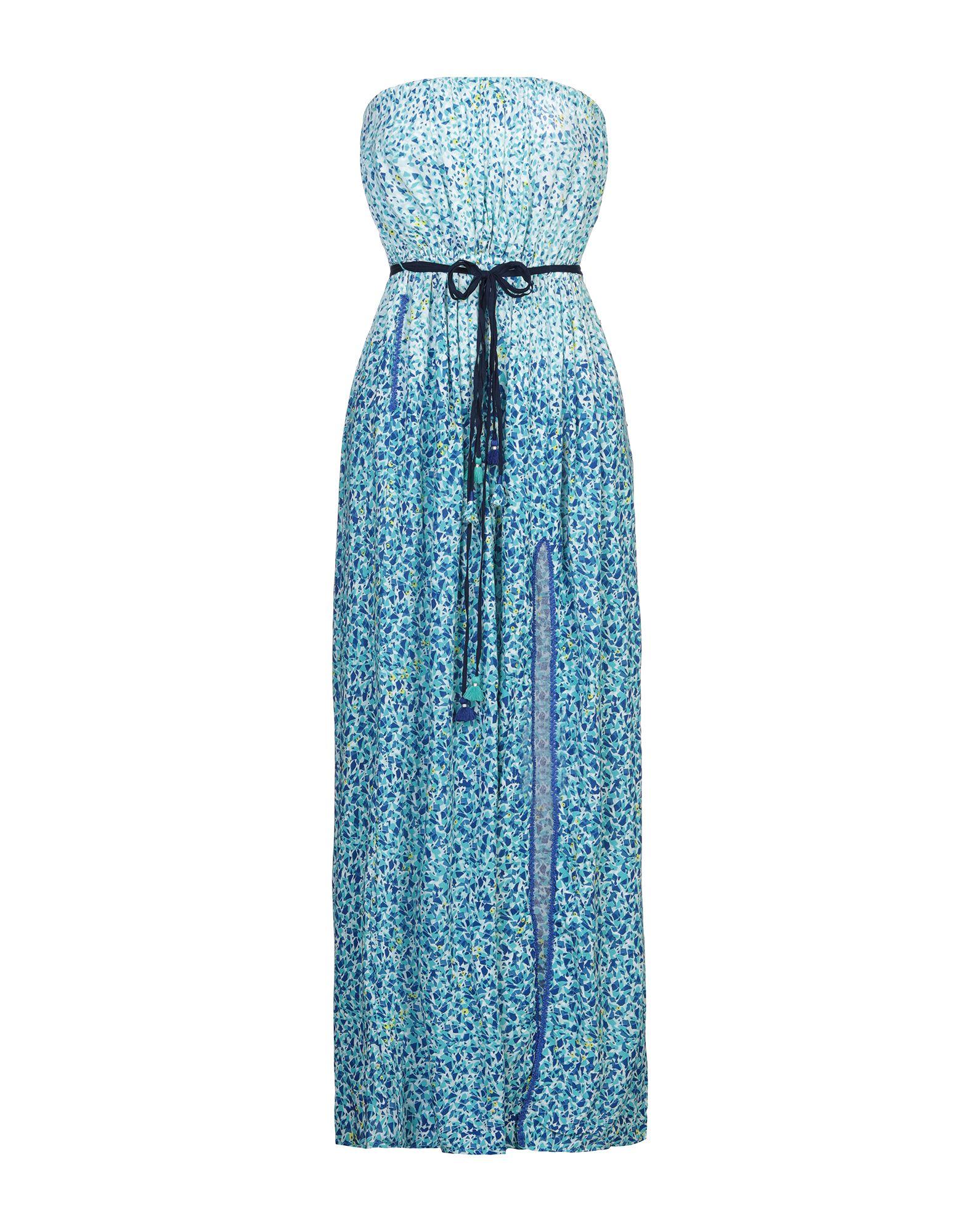 POUPETTE ST BARTH Длинное платье