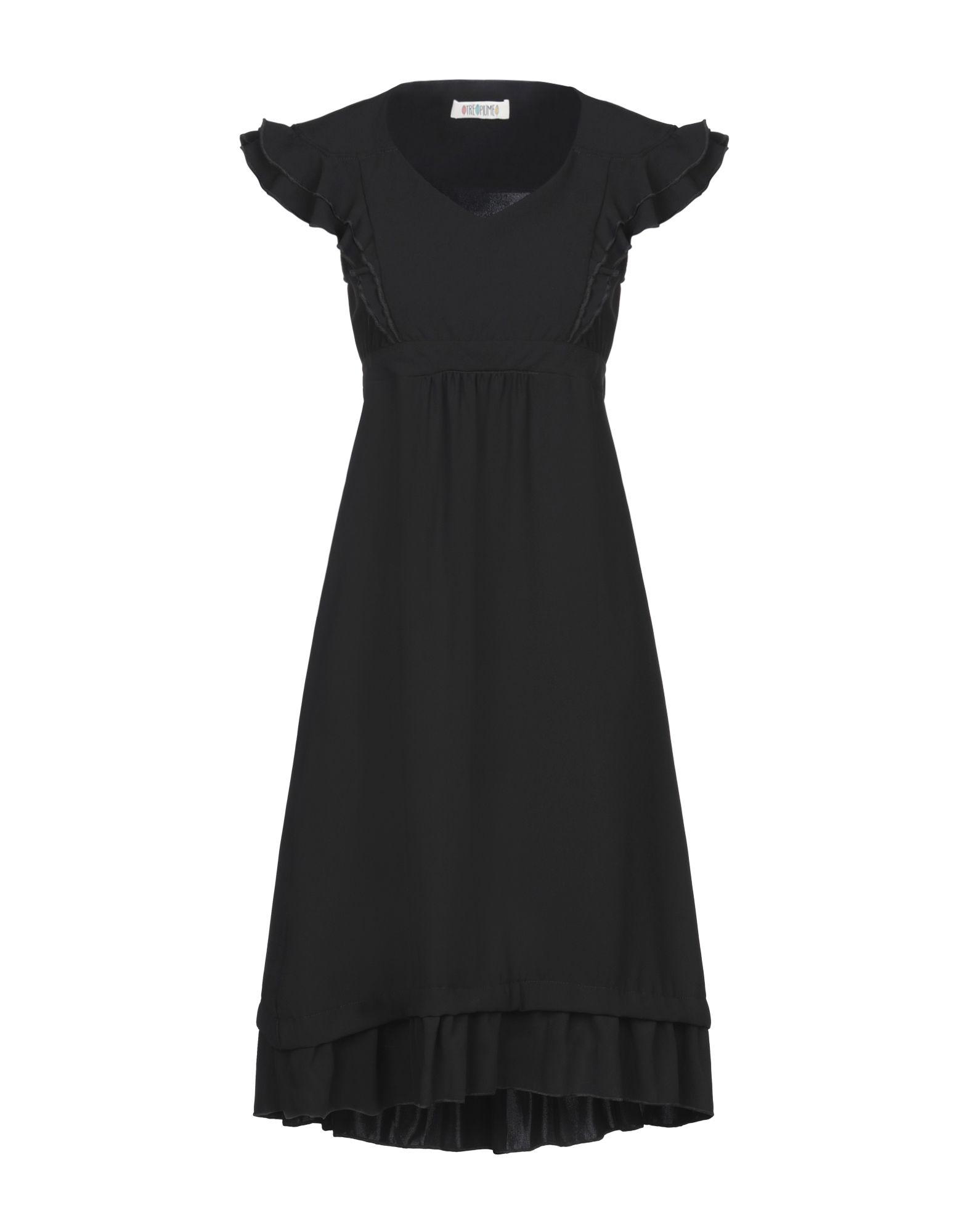 TRE PIUME Платье до колена