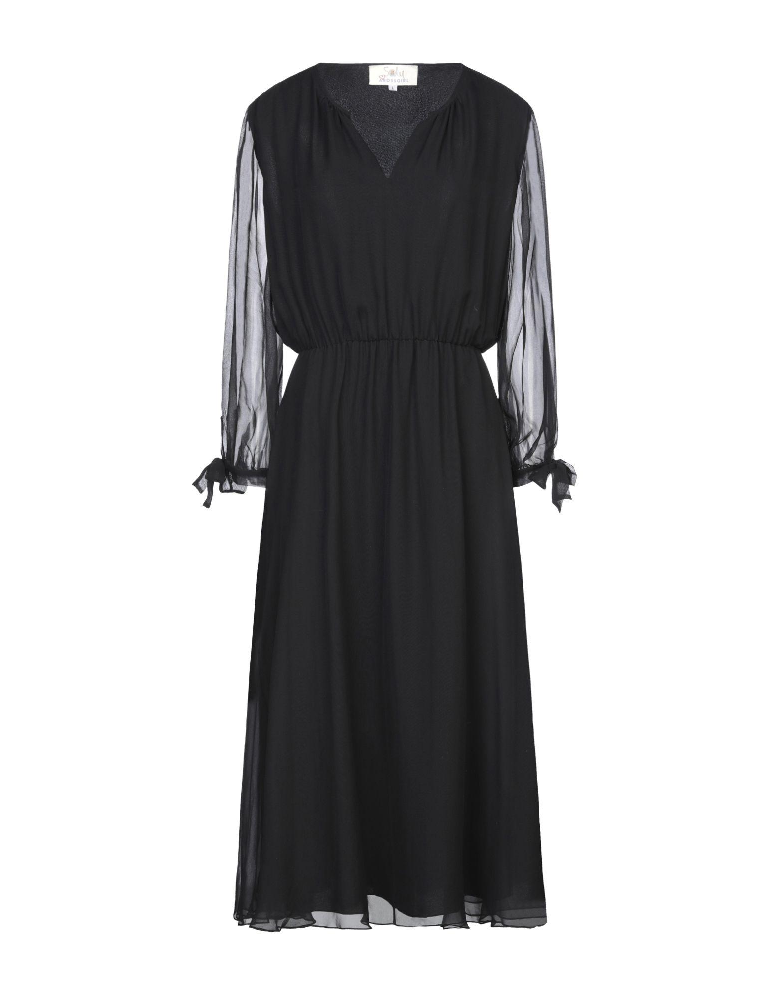 AROSSGIRL x SOLER Платье длиной 3/4