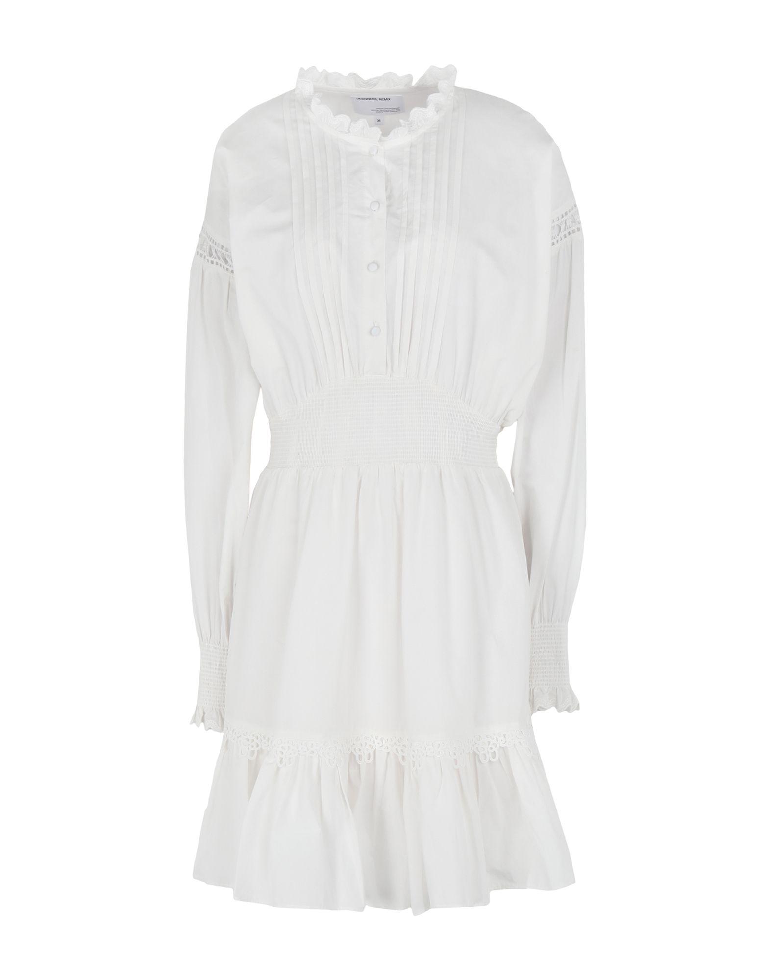 DESIGNERS REMIX Короткое платье