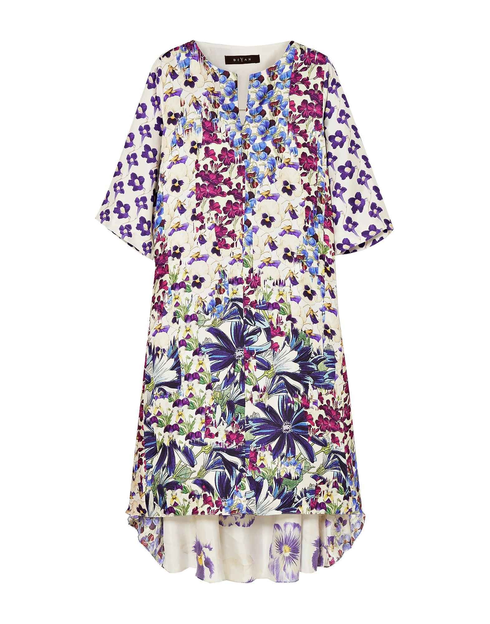 BIYAN Платье длиной 3/4 centoquattro платье длиной 3 4