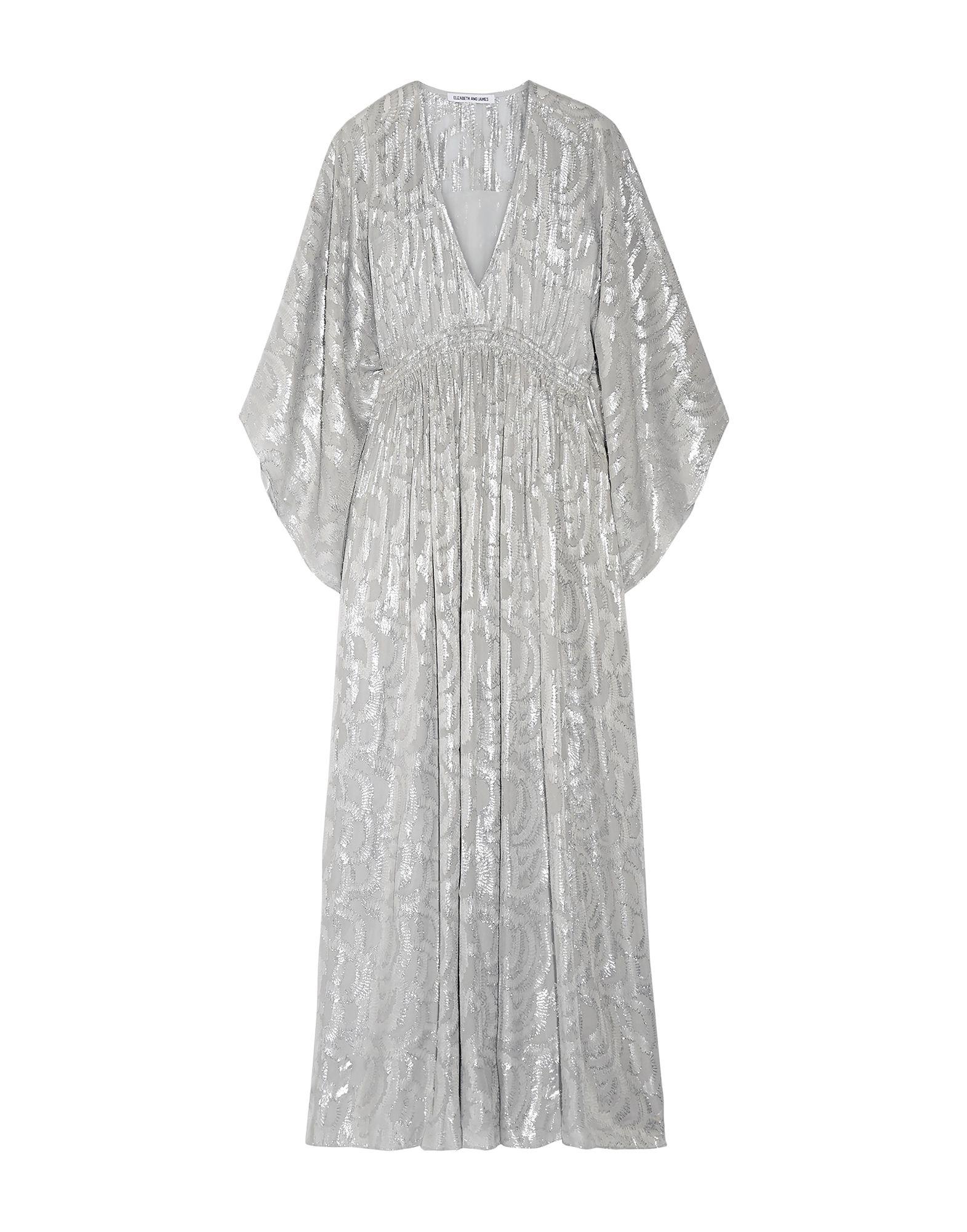 ELIZABETH AND JAMES Длинное платье