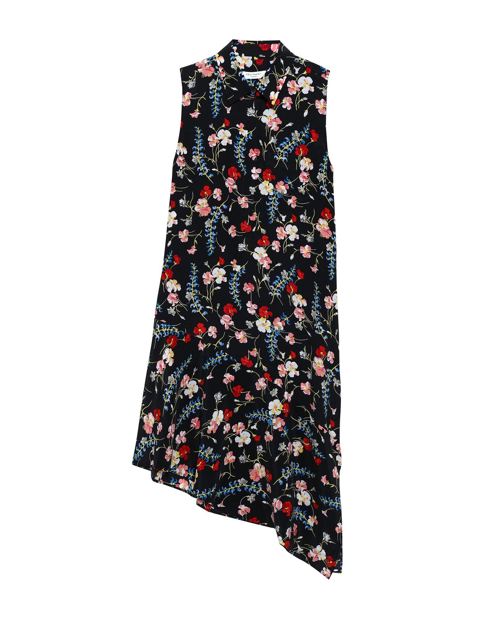 EQUIPMENT Платье до колена