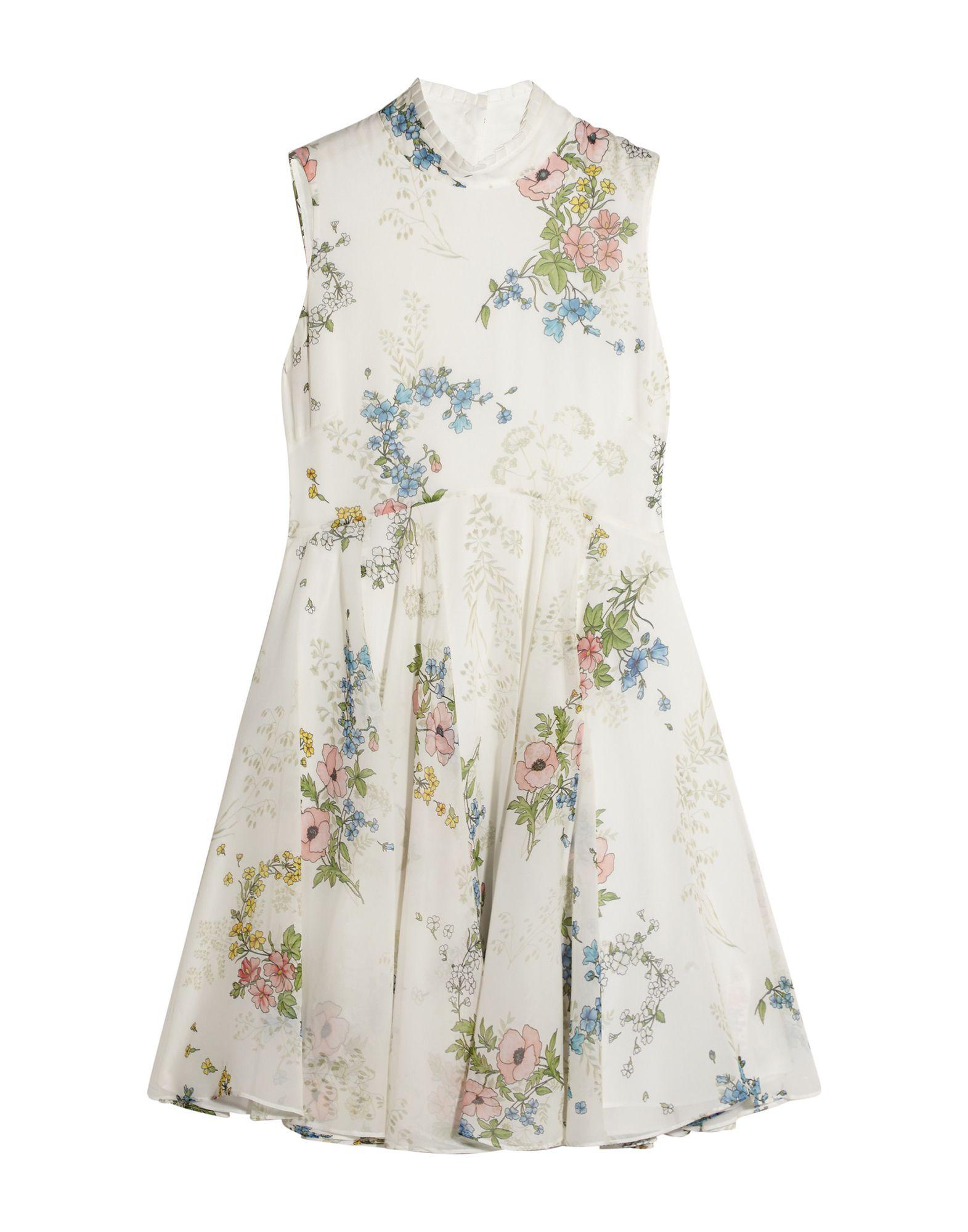 TOPSHOP UNIQUE Короткое платье