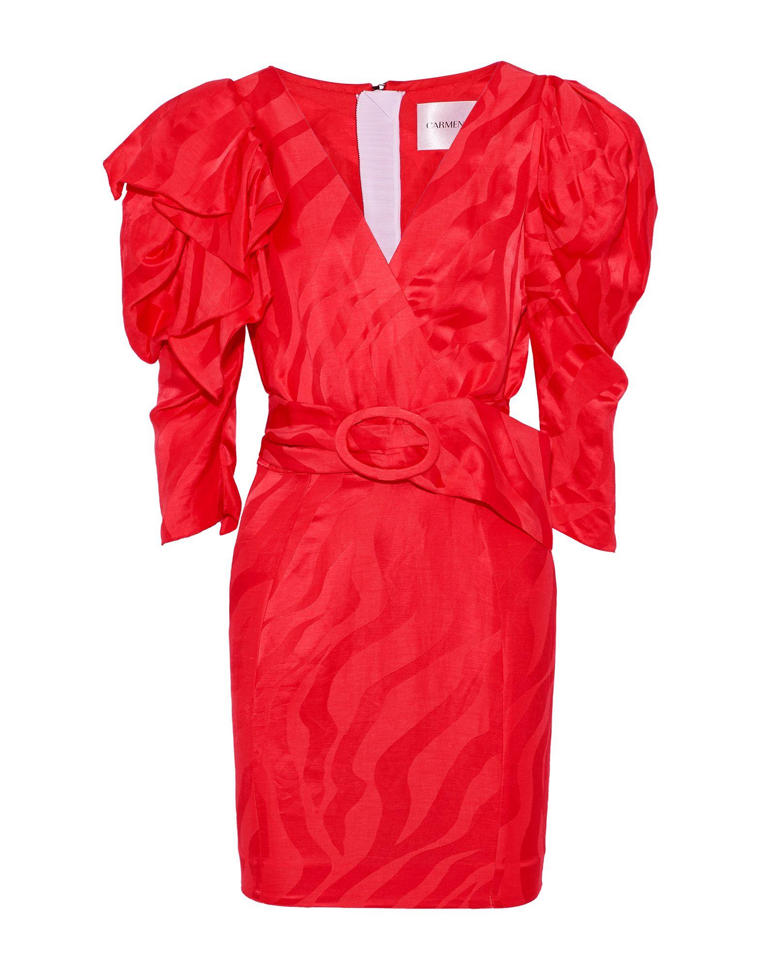 CARMEN MARCH Короткое платье