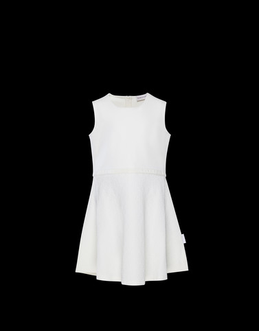 DRESS Ivory Kids 4-6 Years - Girl Woman