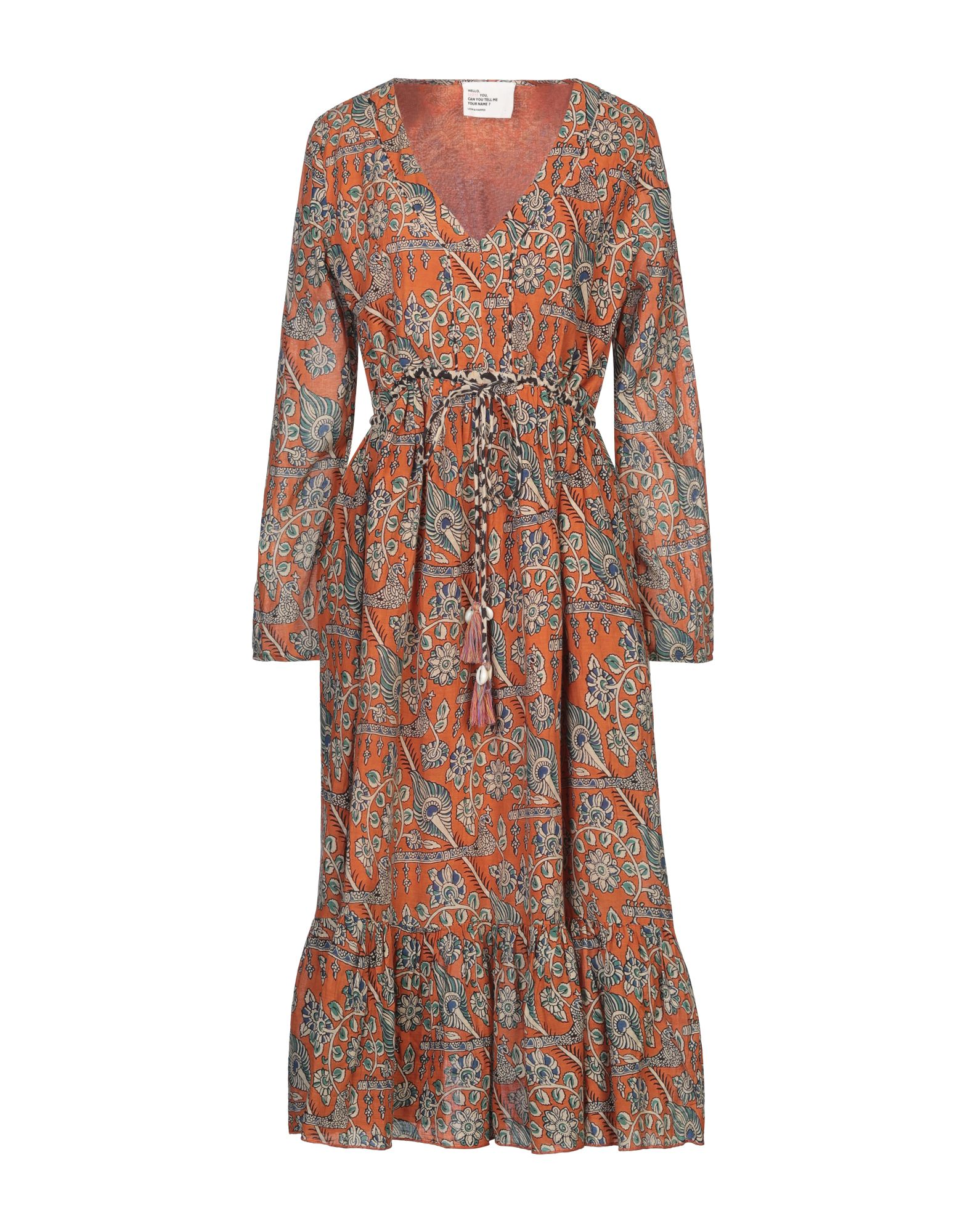 LEON & HARPER Платье длиной 3/4