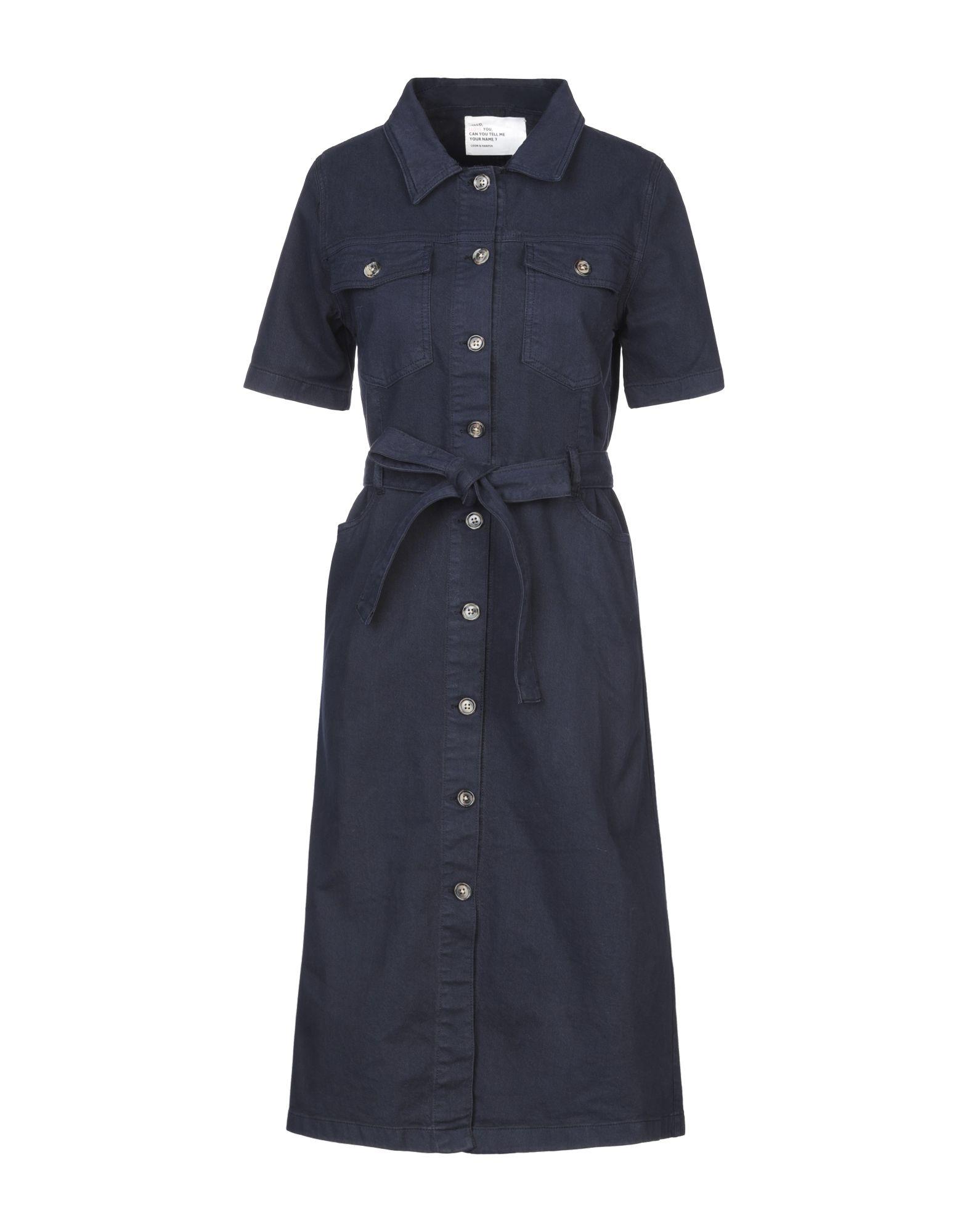 LEON & HARPER Платье до колена