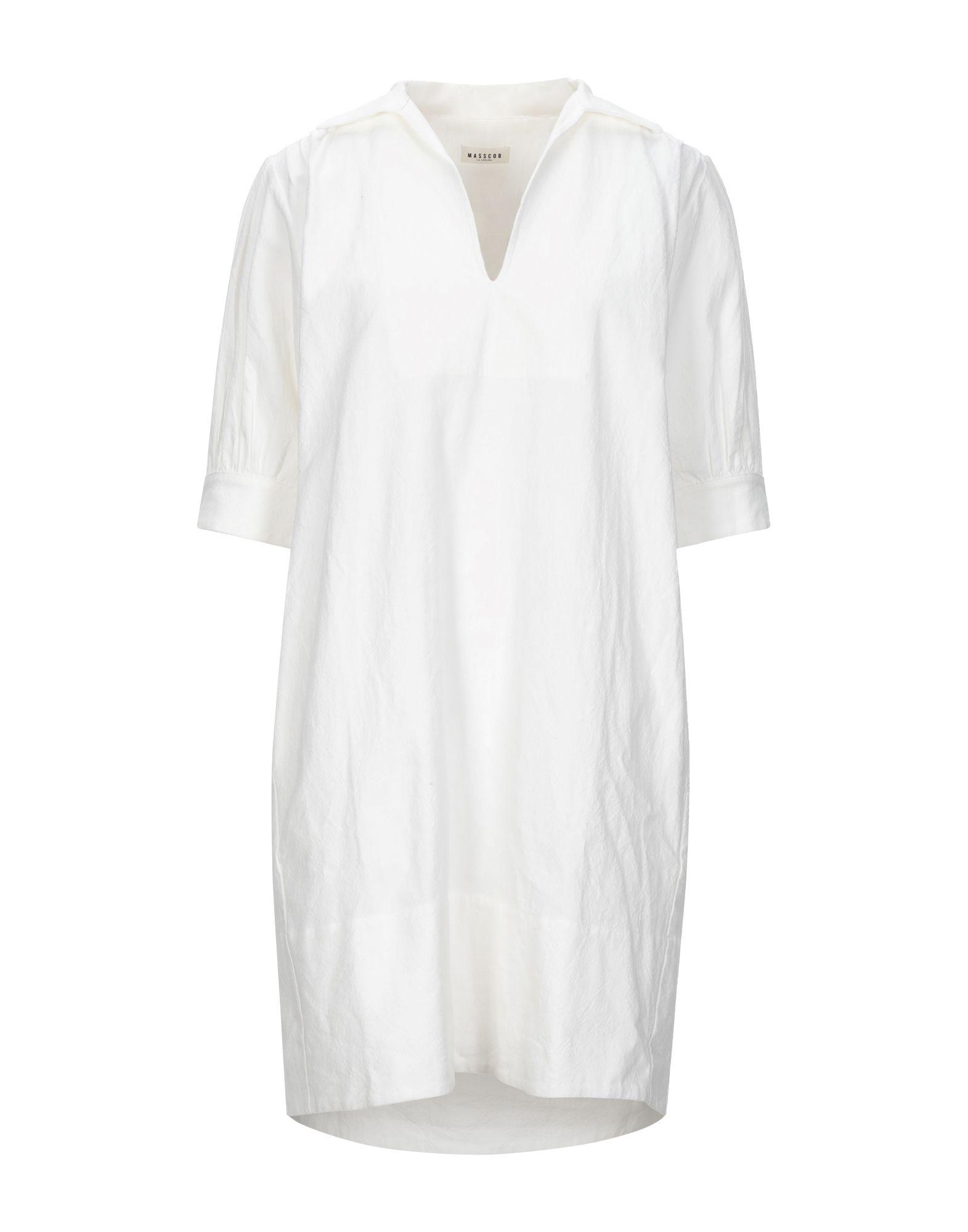 MASSCOB Короткое платье