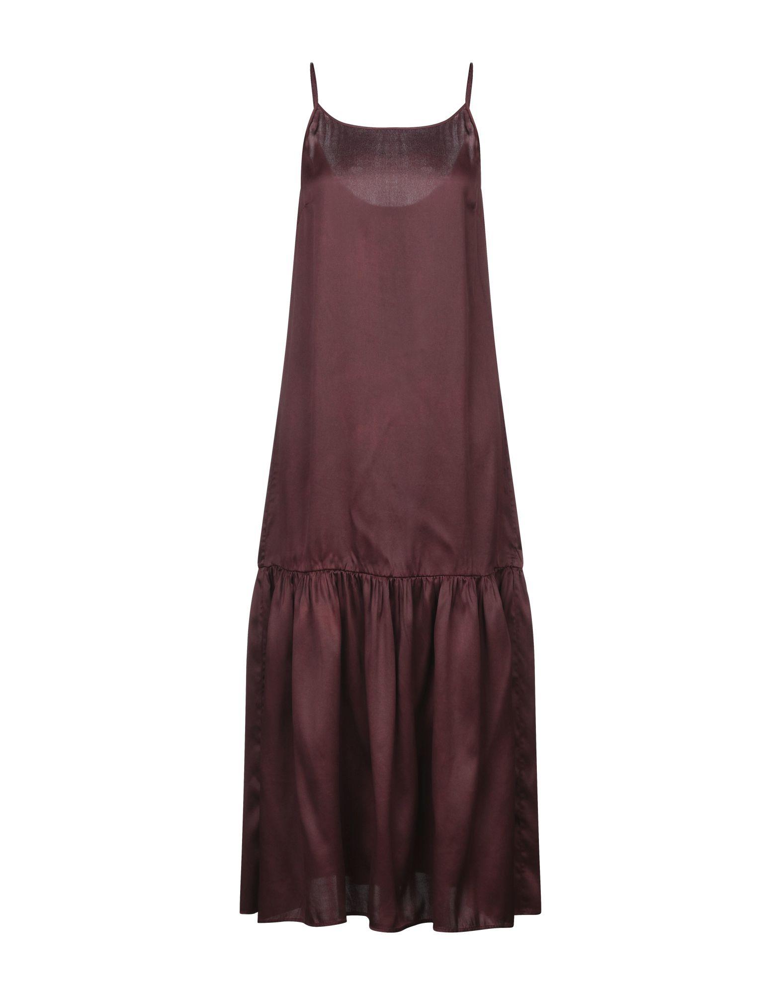 UMA WANG Длинное платье uma wang комбинезоны без бретелей