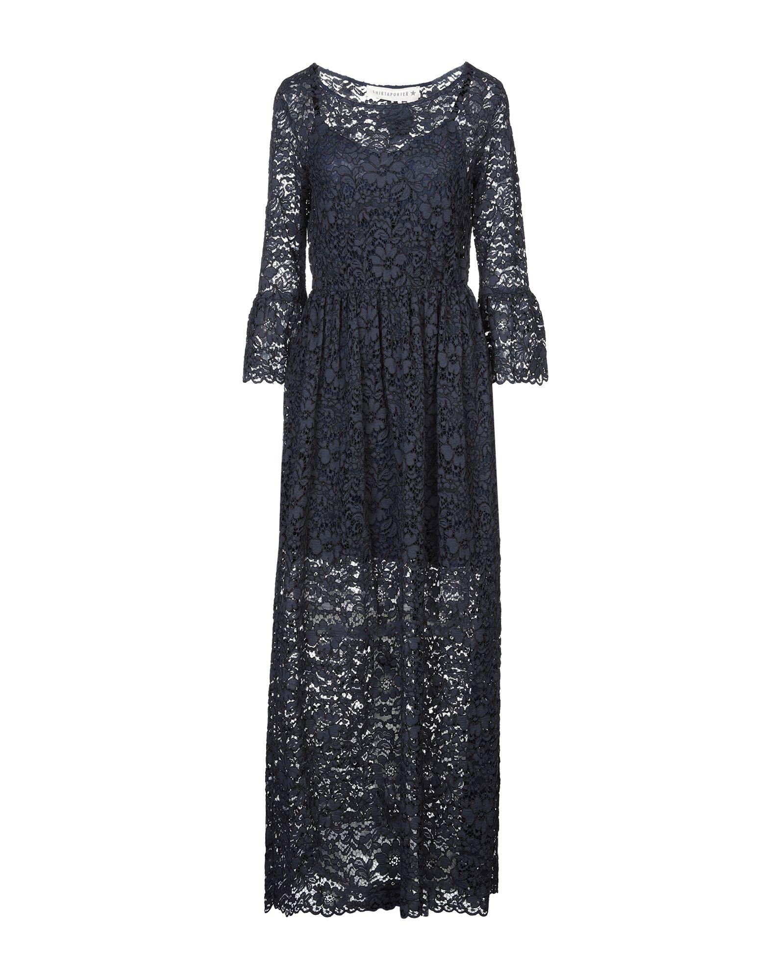 SHIRTAPORTER Длинное платье
