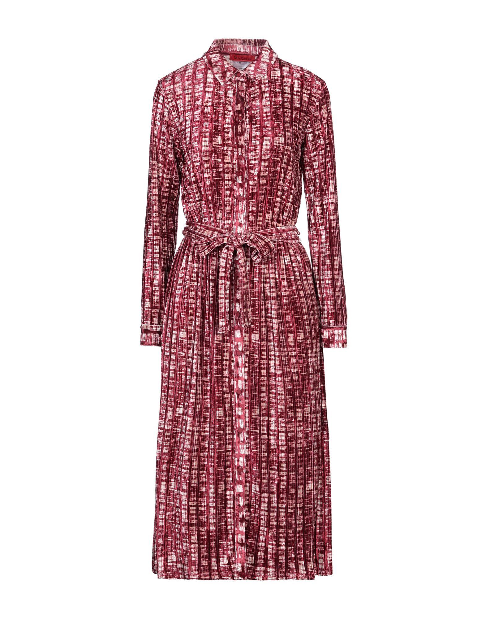 MAX & CO. Платье длиной 3/4