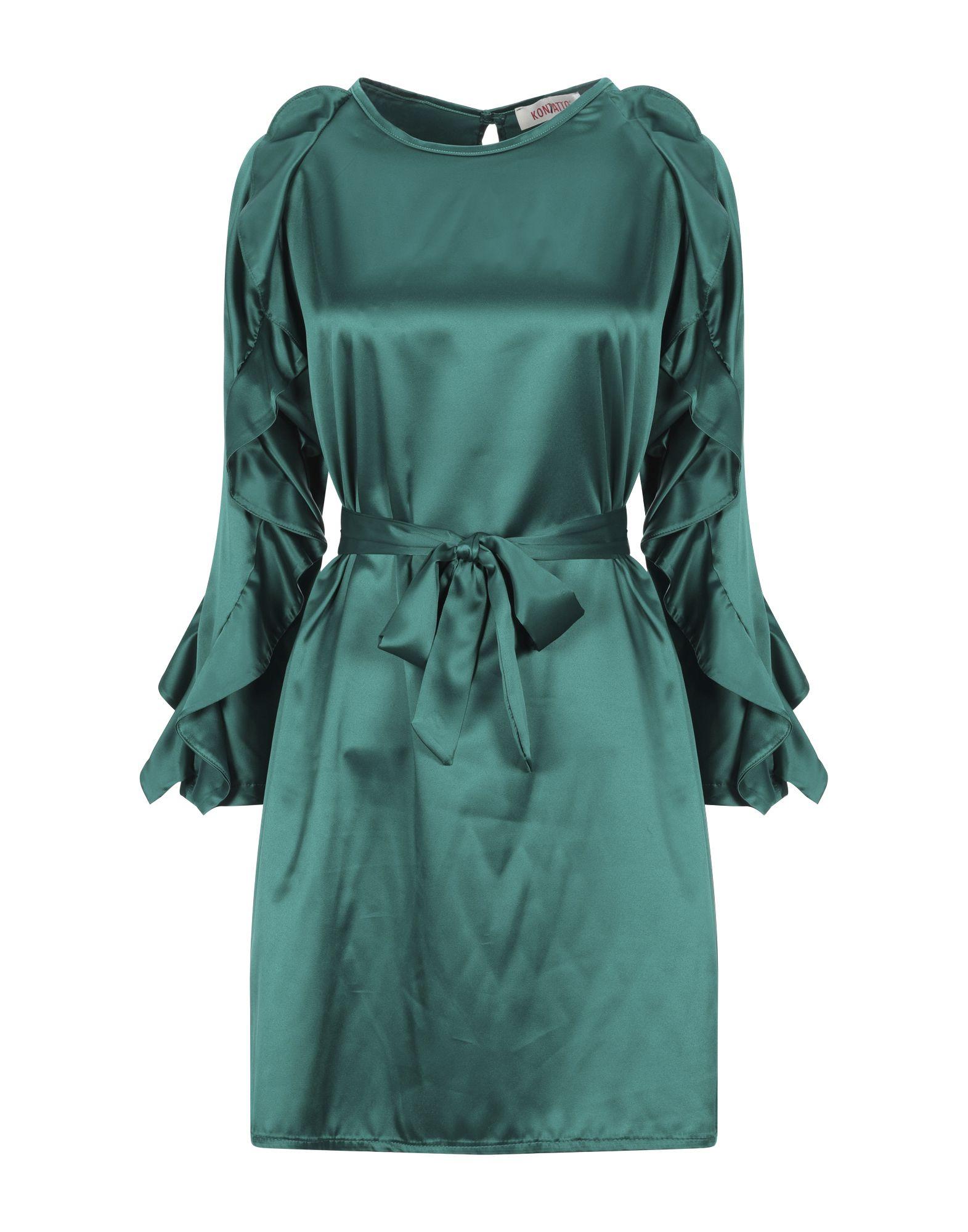 KONTATTO Короткое платье