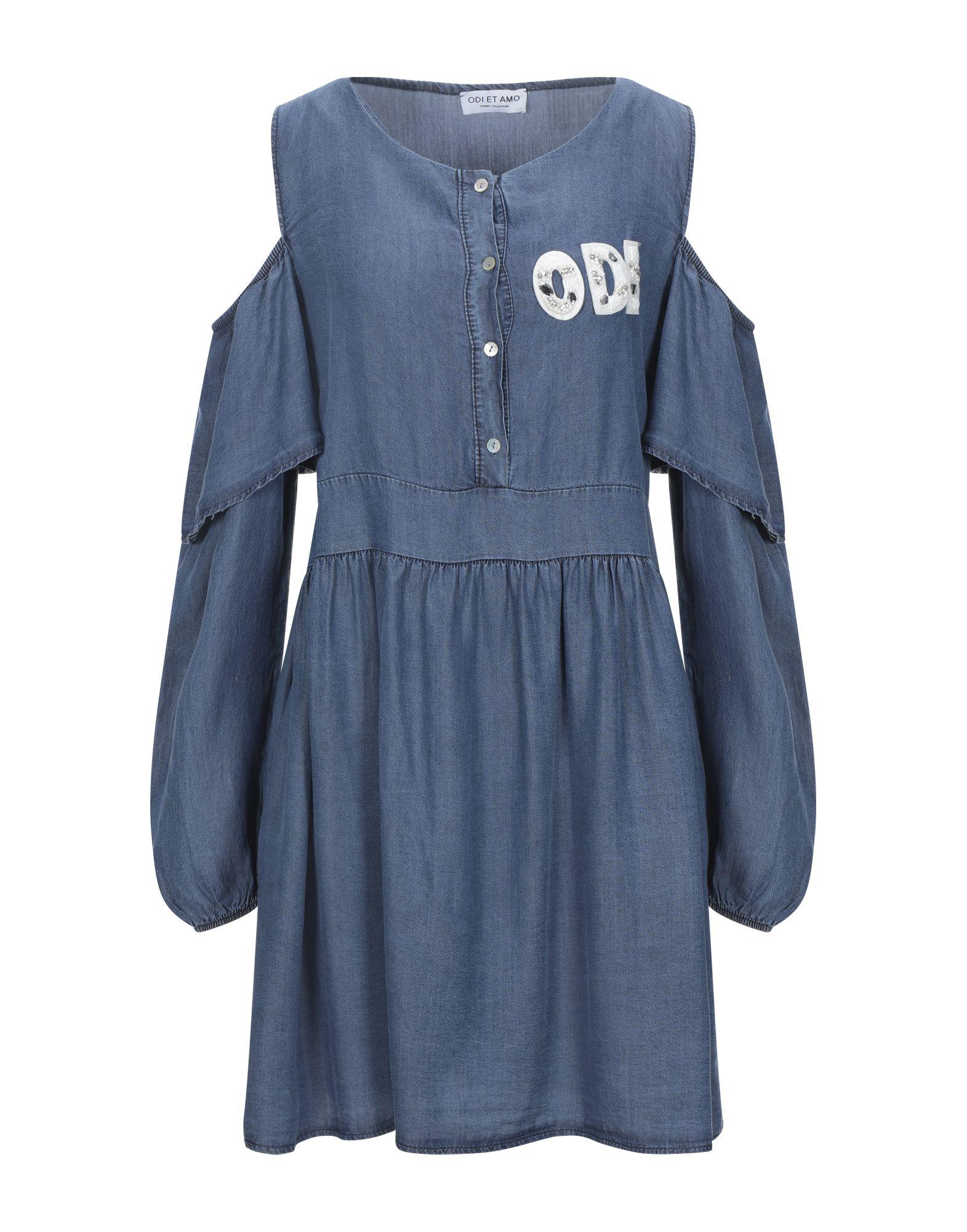 ODI ET AMO Короткое платье