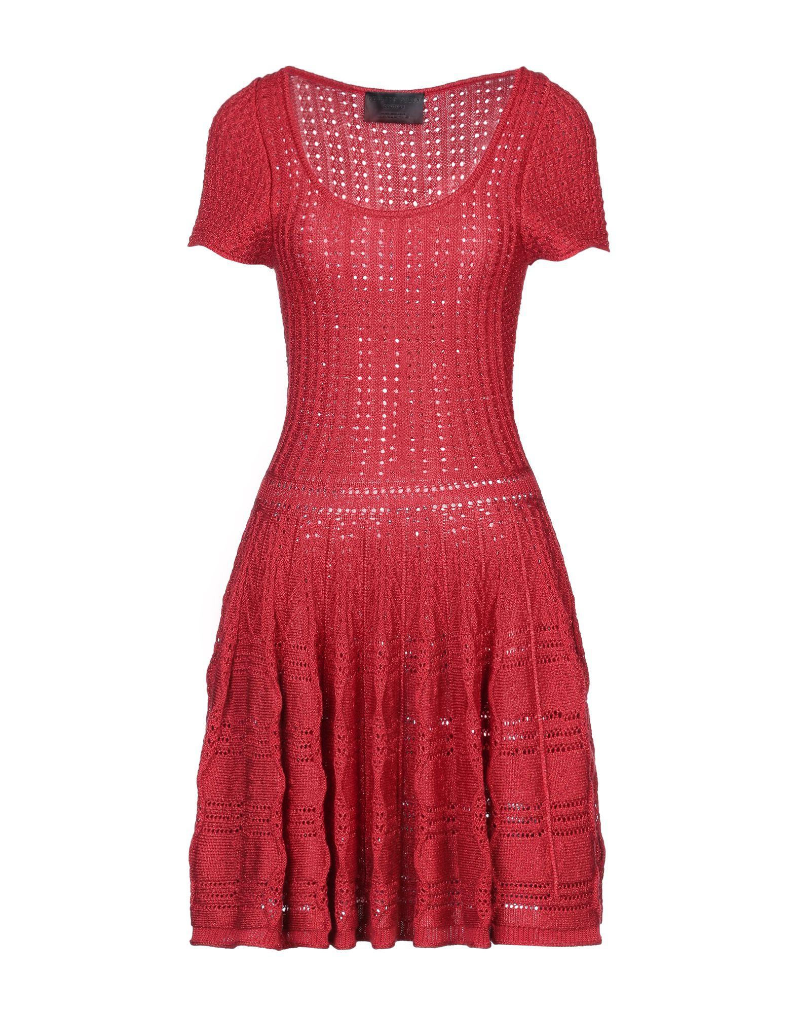 PHILIPP PLEIN Платье до колена