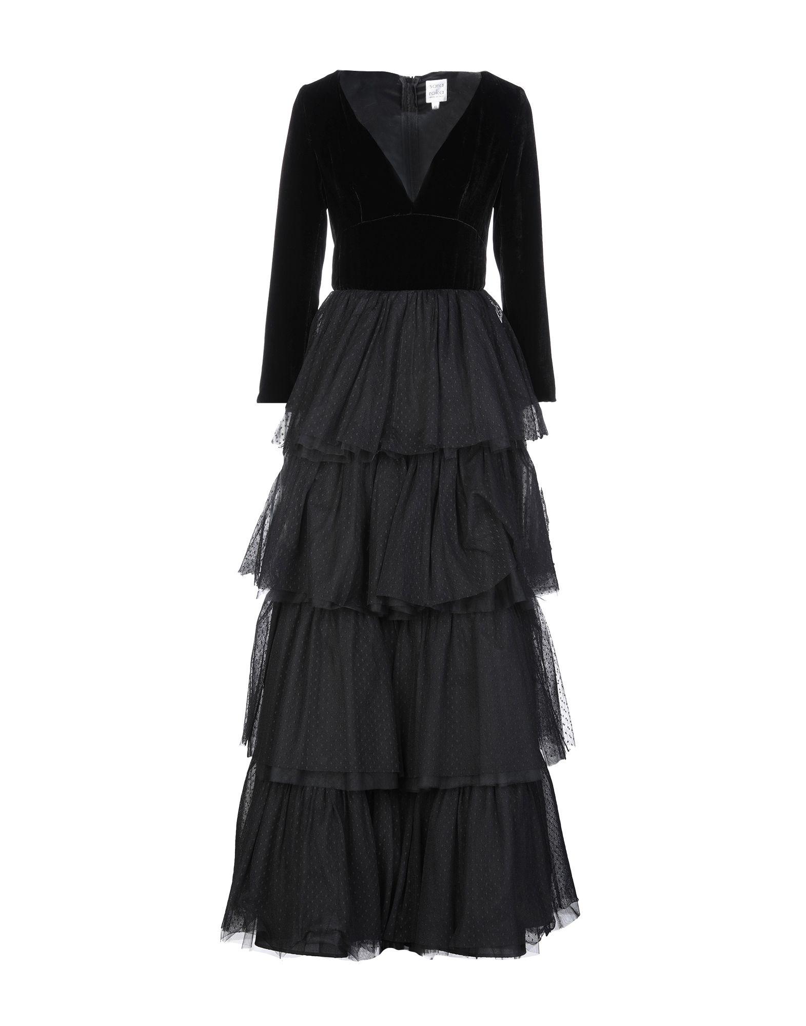 SARA ROKA Длинное платье