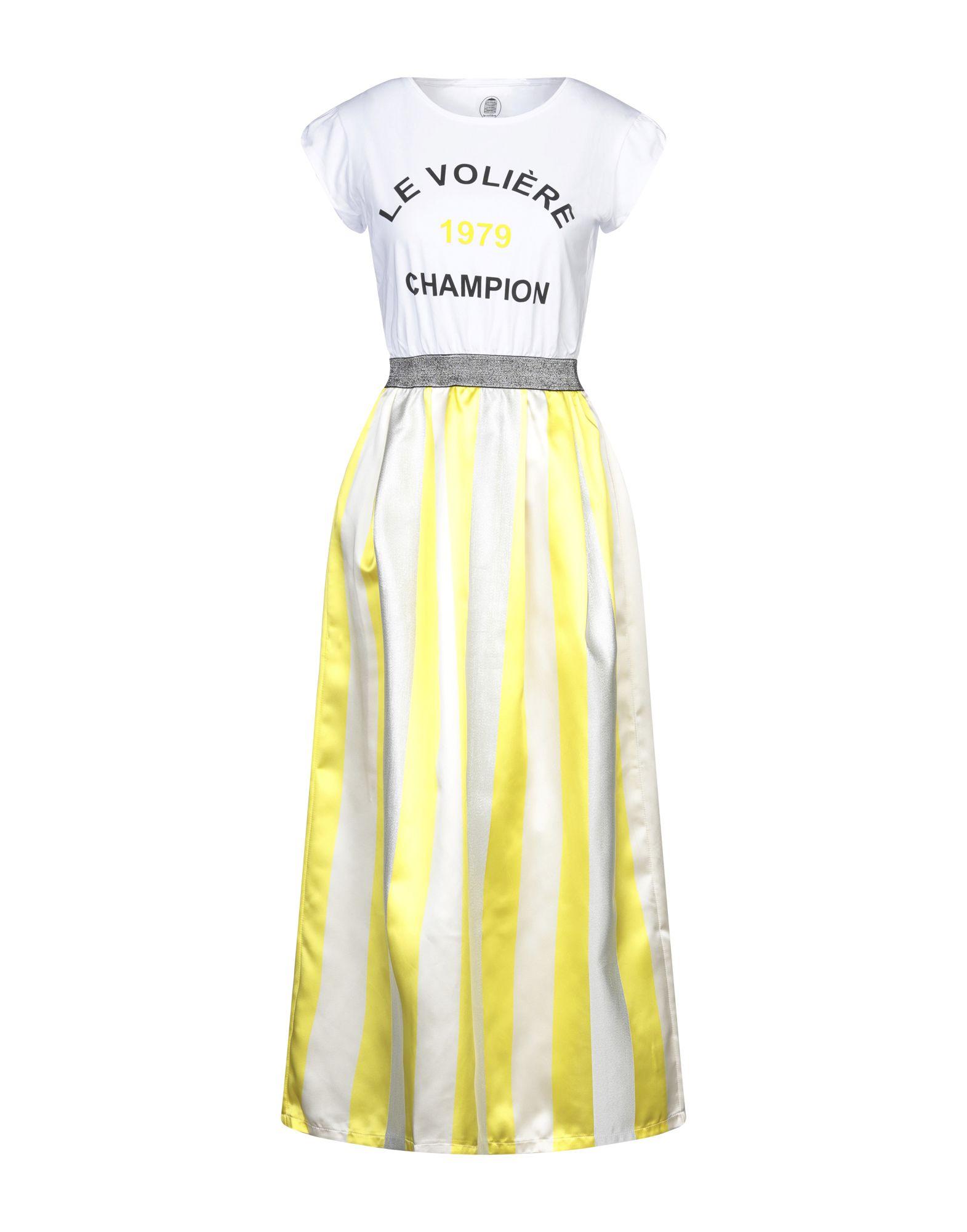 LE VOLIÈRE Длинное платье
