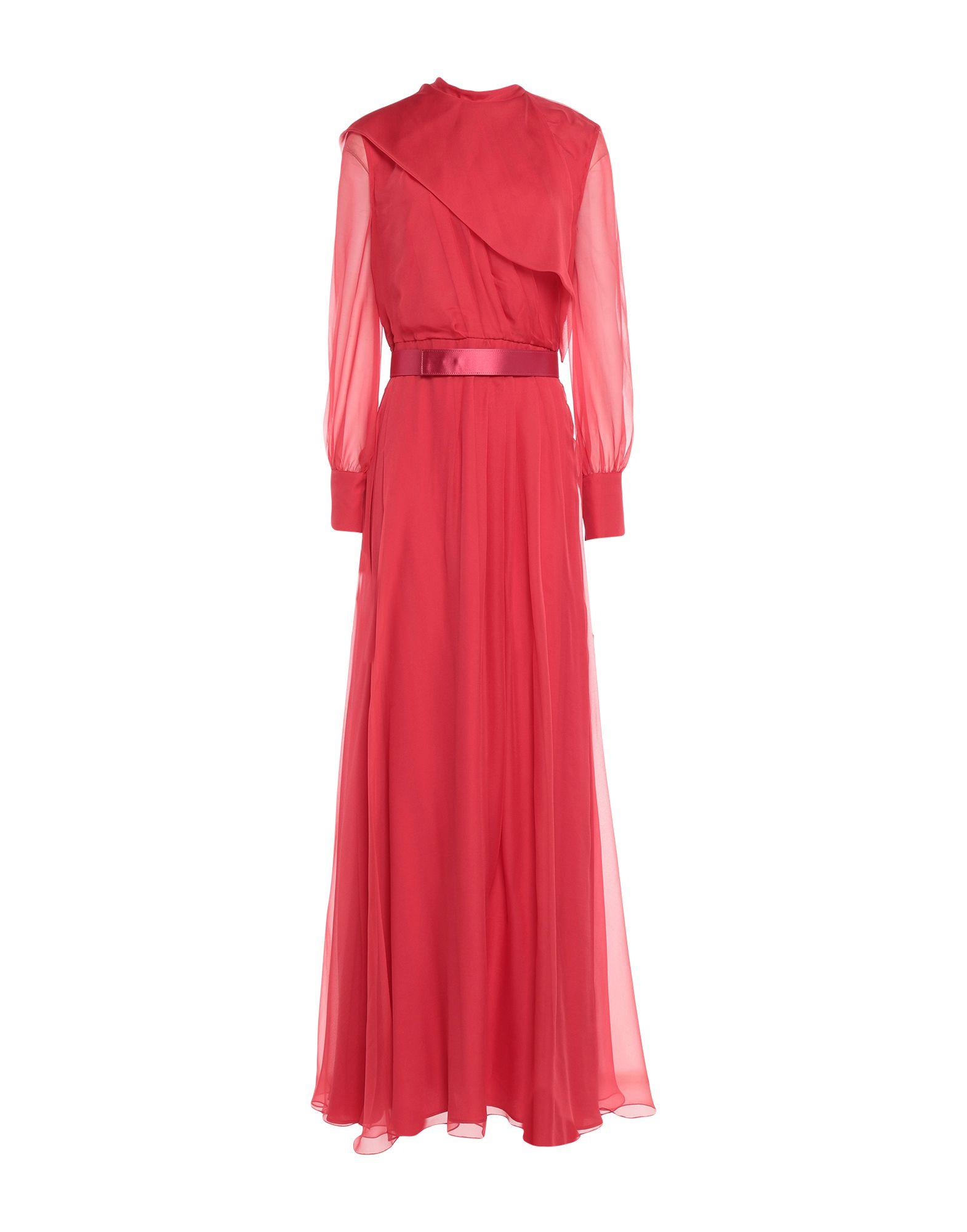 MAX MARA Длинное платье платье max