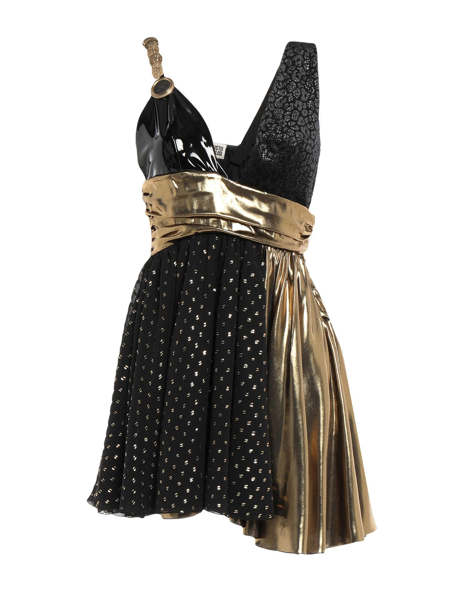 FAUSTO PUGLISI Короткое платье