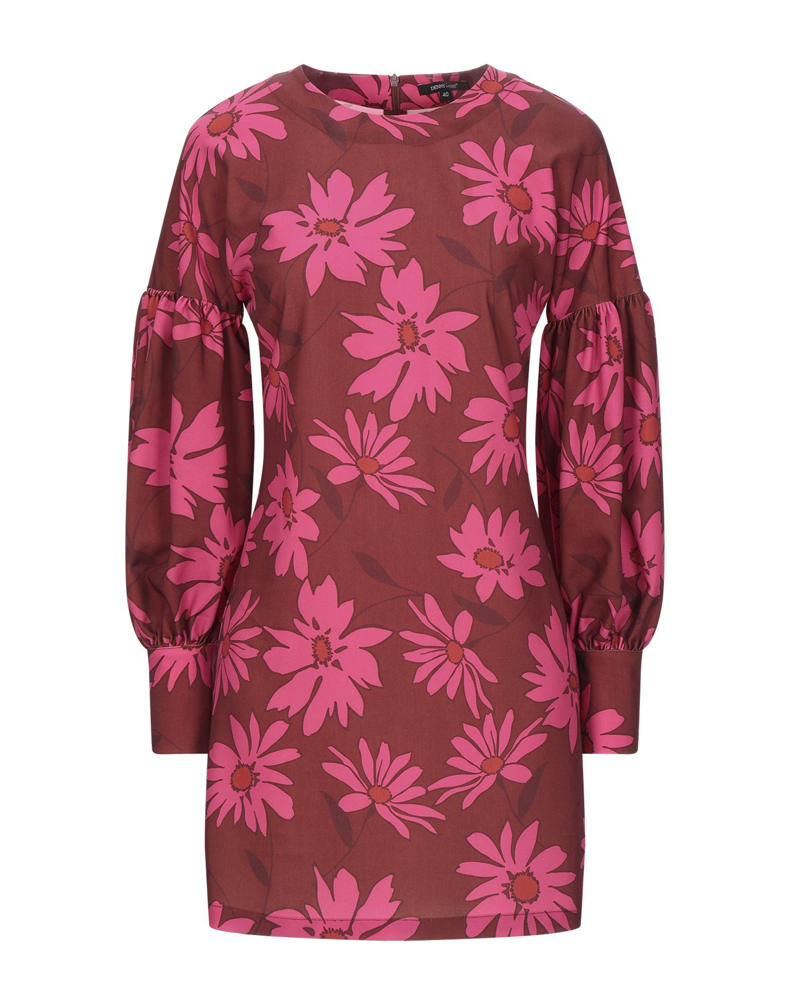 DENNY ROSE Короткое платье denny rose длинное платье