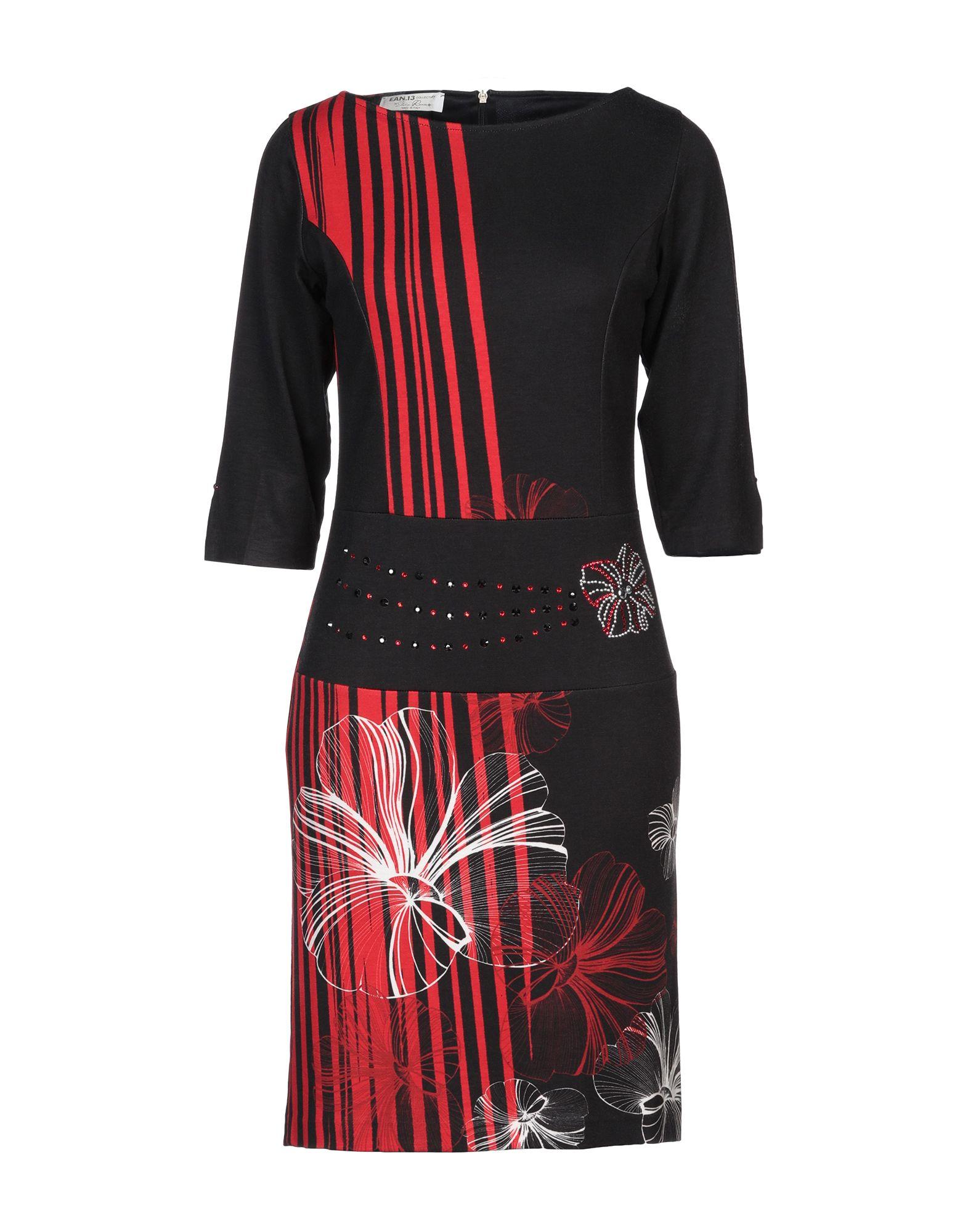 EAN 13 Короткое платье